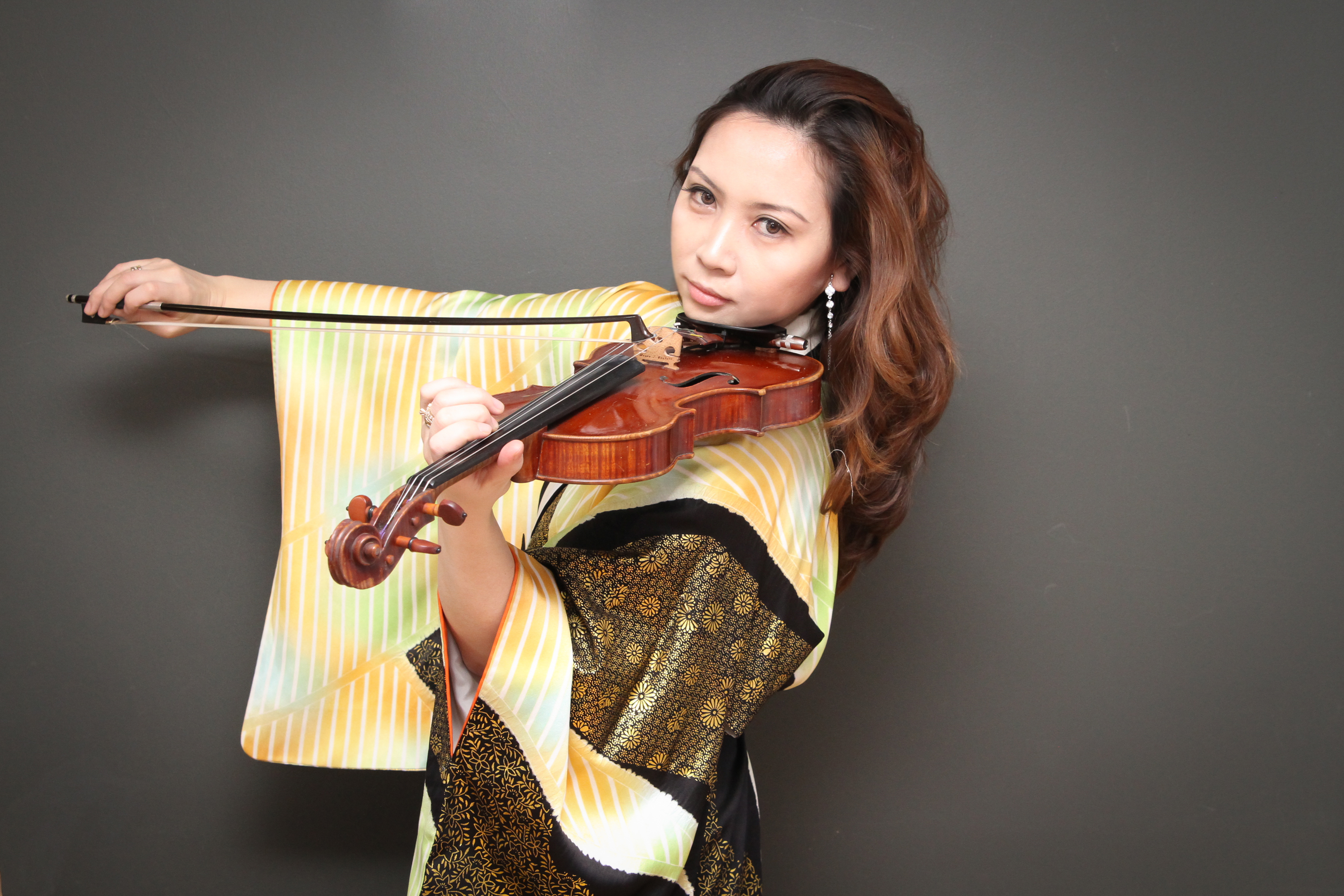 "Visionary Violinist and Composer Meg Okura To Release Two Albums this Spring: ""NPO Trio Live at The Stone"" and ""IMA IMA"""