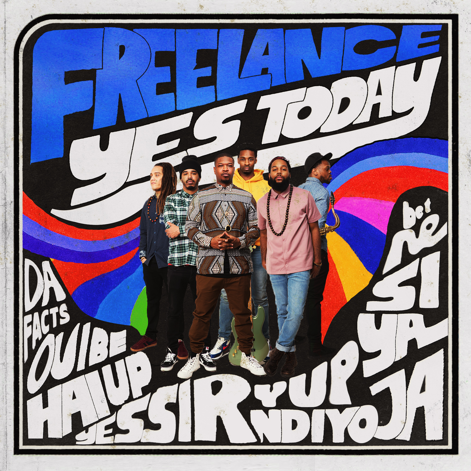 "Soulbounce Reviews Freelance's ""Yes Today"""