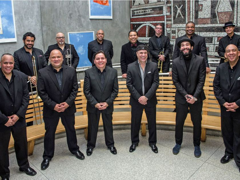 WBGO: Spanish Harlem Orchestra on Afternoon Jazz