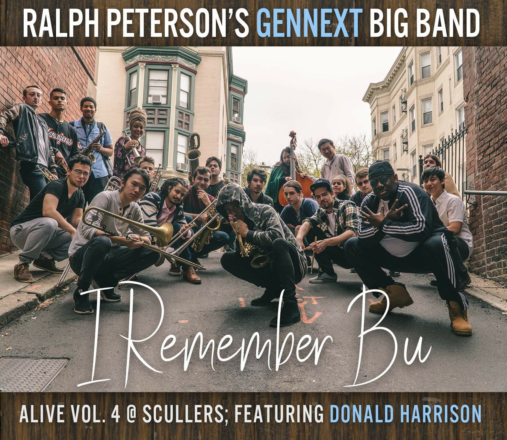 "REVIEW: Jazz Times Reviews Ralph Peterson's GenNext Big Band's ""I Remember Bu"""