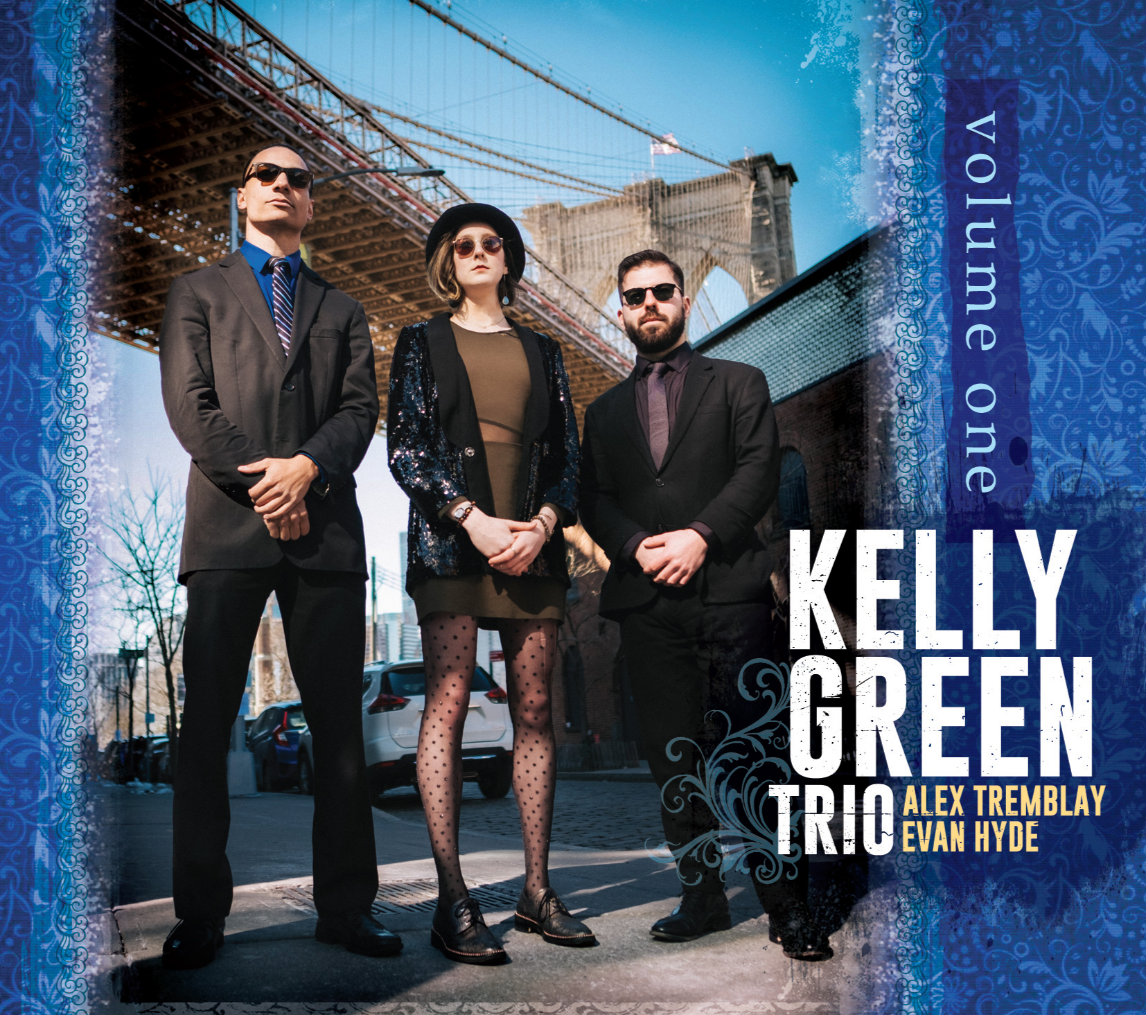"Kelly Green Trio to Release ""Volume One"" on December 5; Perform at Dizzy's and Mezzrow"
