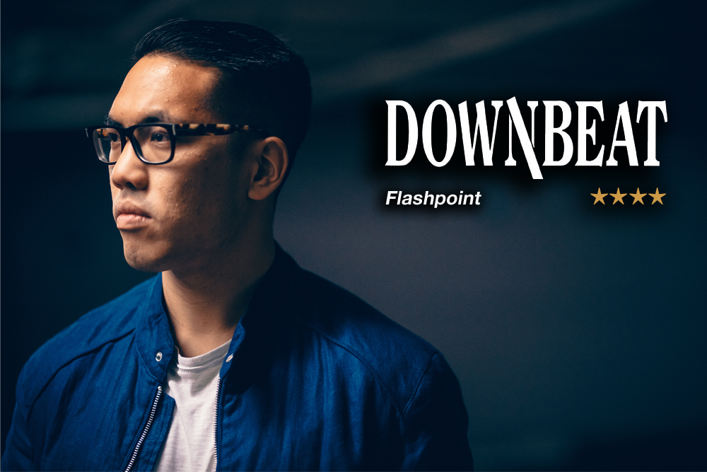 "REVIEW: 4 Star Downbeat Review for Anthony Fung's ""Flashpoint""!"