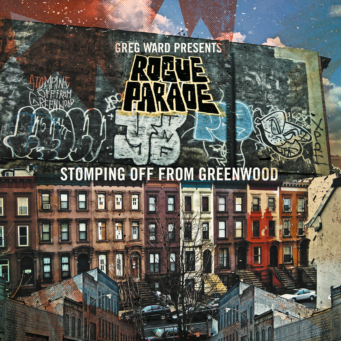 "NEW RELEASE: Greenleaf Music To Release ""Stomping Off From Greenwood"", New Music from Greg Ward and his Rogue Parade Ensemble [Out 01/11/19]"