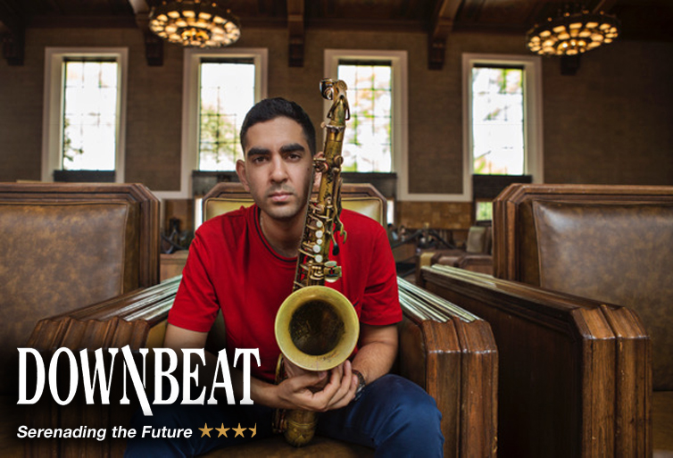"REVIEW: Downbeat Reviews Daniel Rotem's ""Serenading the Future"""