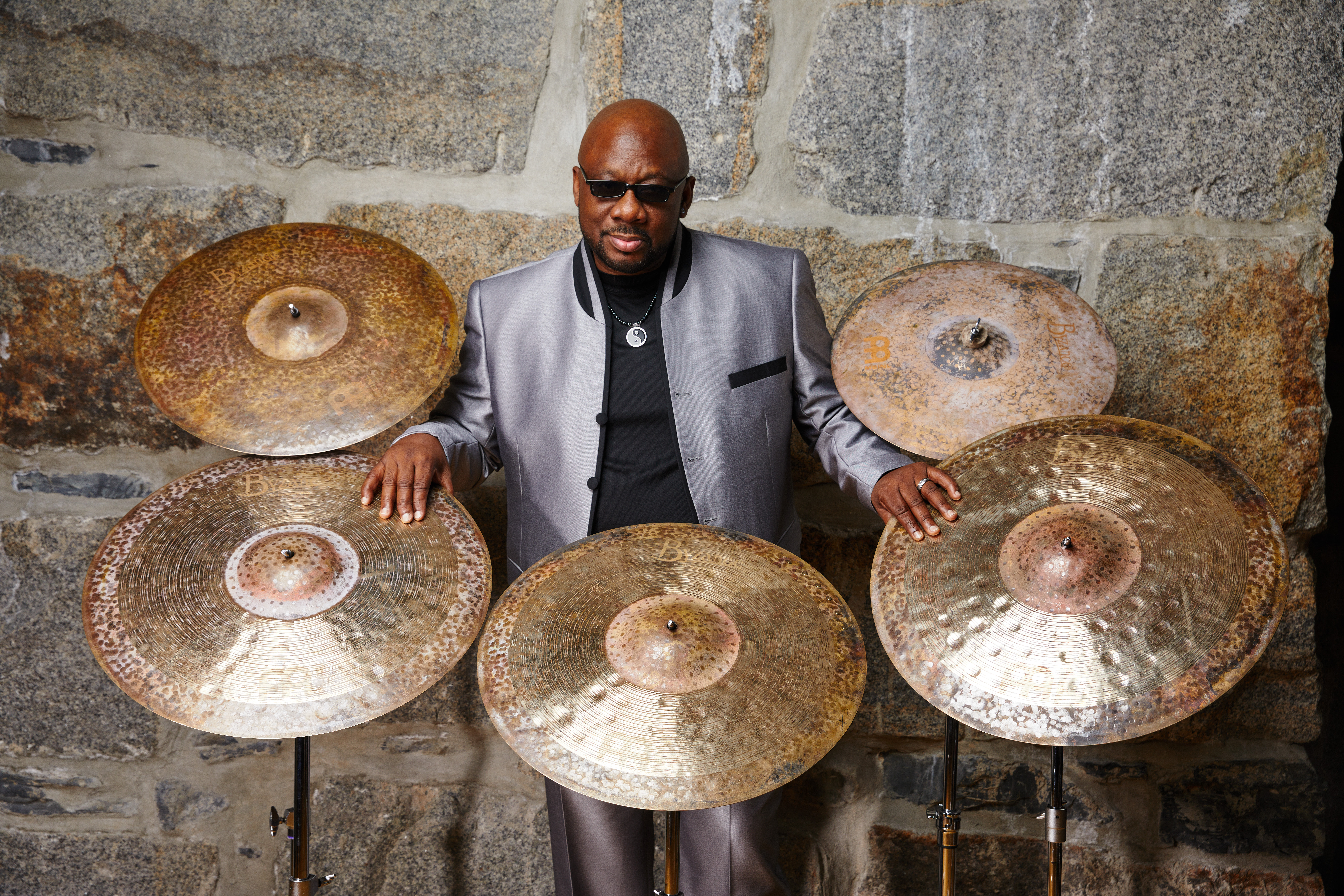 Ralph Peterson at Winter Jazz Fest, Jazz Congress and Dizzy's in January