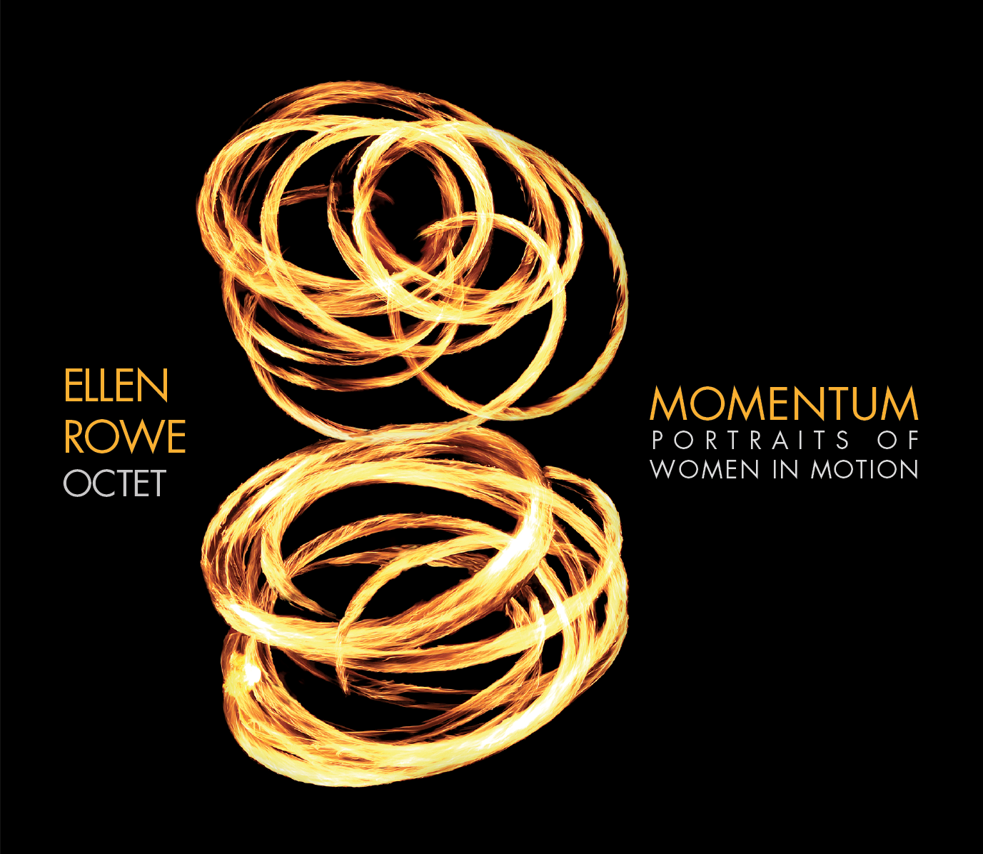 "REVIEW: Ellen Rowe Octet's ""Momentum- Portraits of Women in Motion"" Reviewed by Shepherd Express"