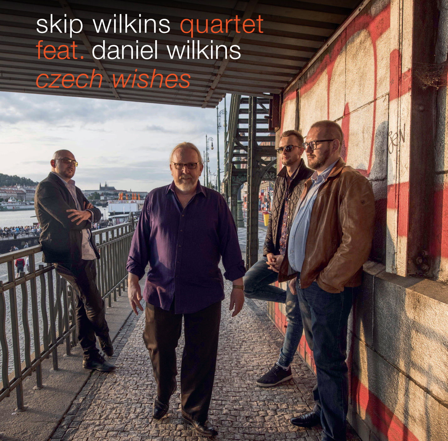 "OUT TODAY: Pianist Skip Wilkins' 13th Album, ""Czech Wishes"" (New Port Line Records)"
