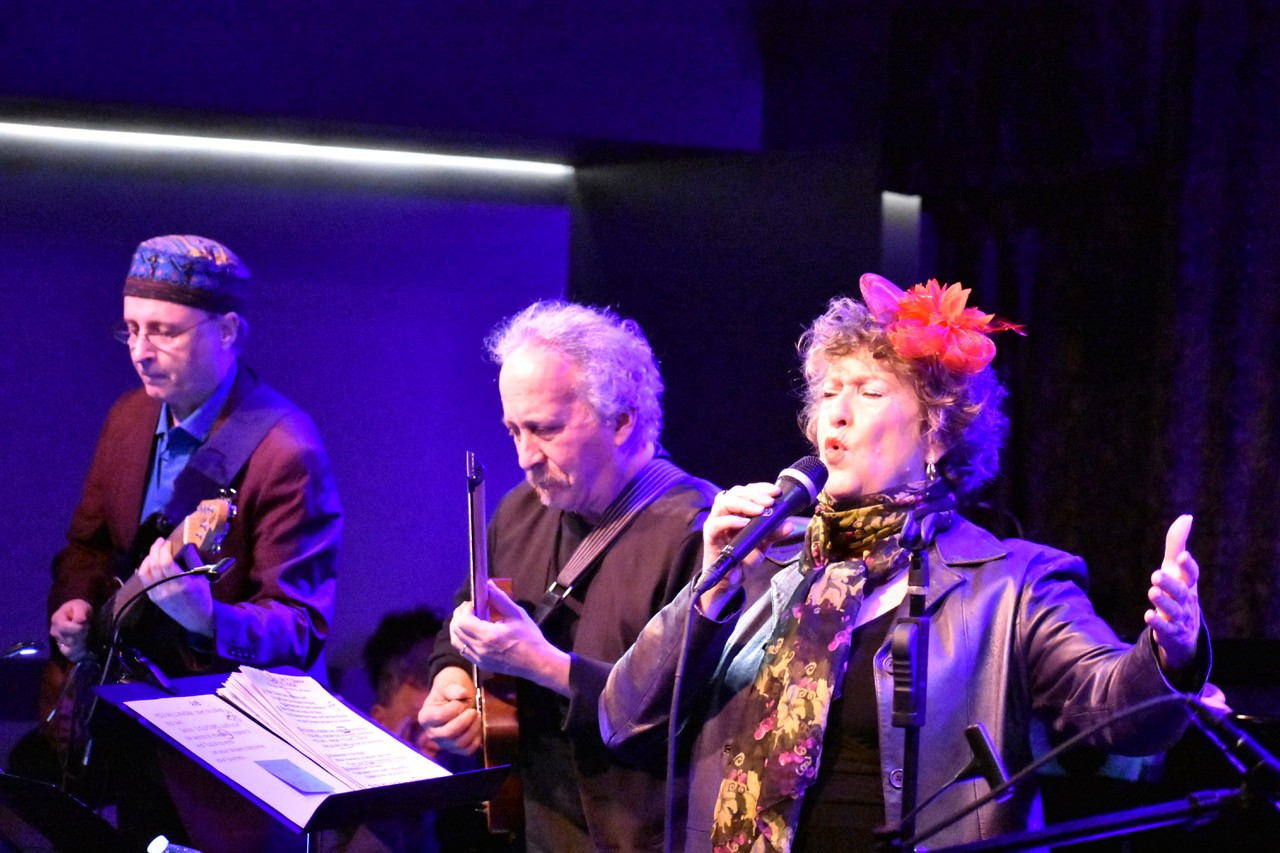 REVIEW: Dan Ouellette on Judi Silvano's Recent Appearance at Birdland!