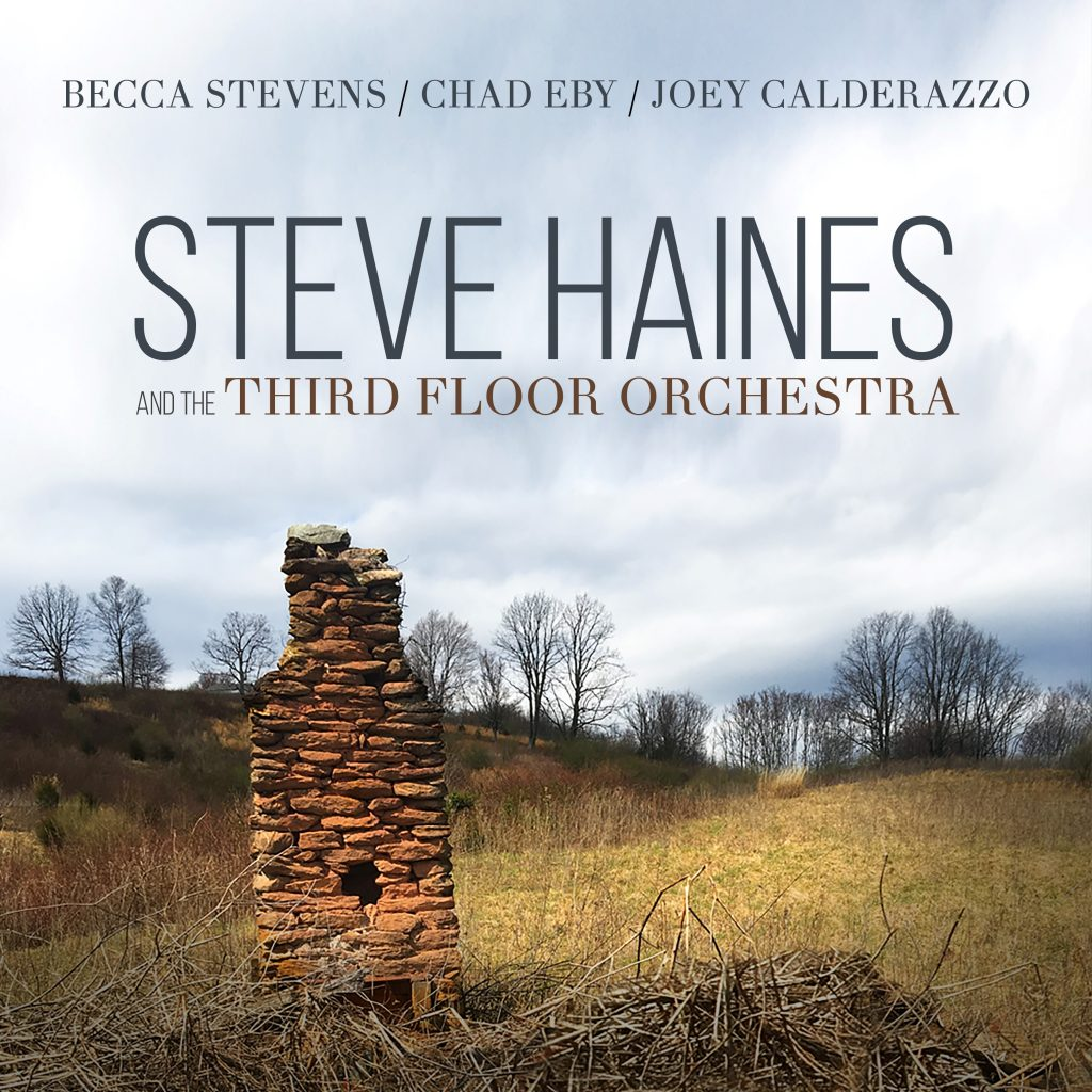 REVIEW: Jazz Life (Japan) Reviews Steve Haines and the Third Floor Orchestra
