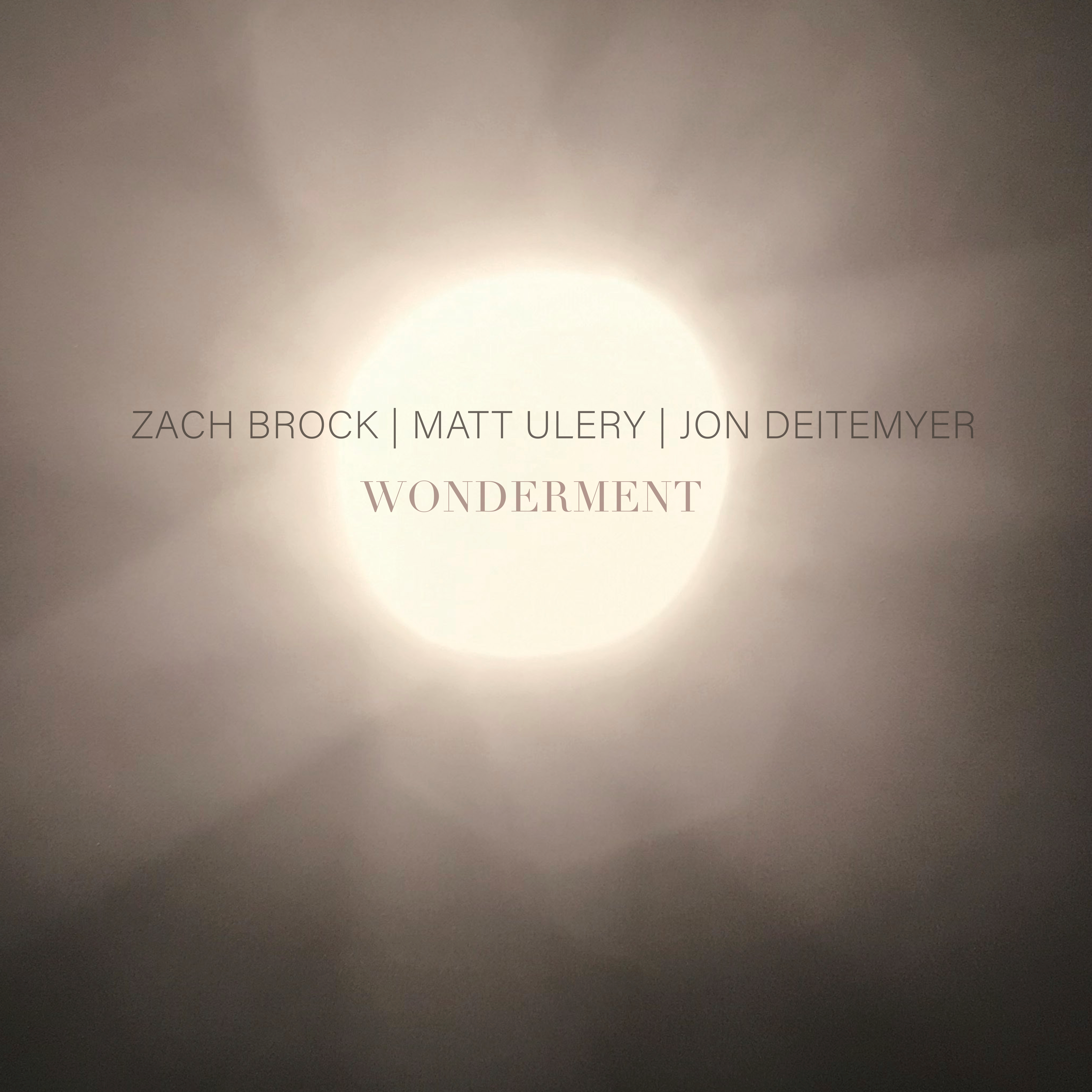 REVIEW: Matt Ulery / Jon Deitemyer / Zach Brock – Wonderment – Jazz Views