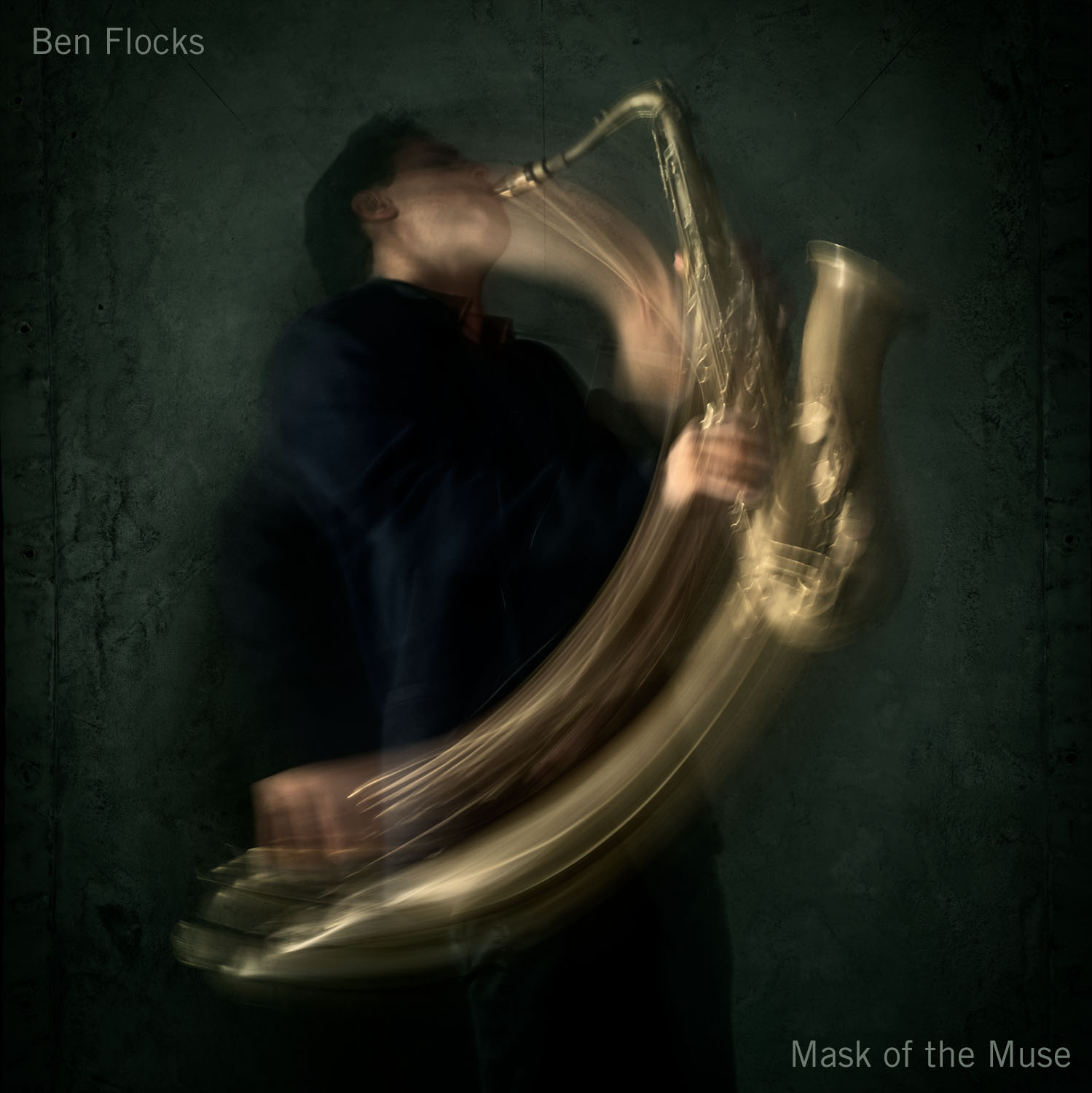 "NEW RELEASE: Ben Flocks To Release New Album ""Mask of the Muse"" 8/16"