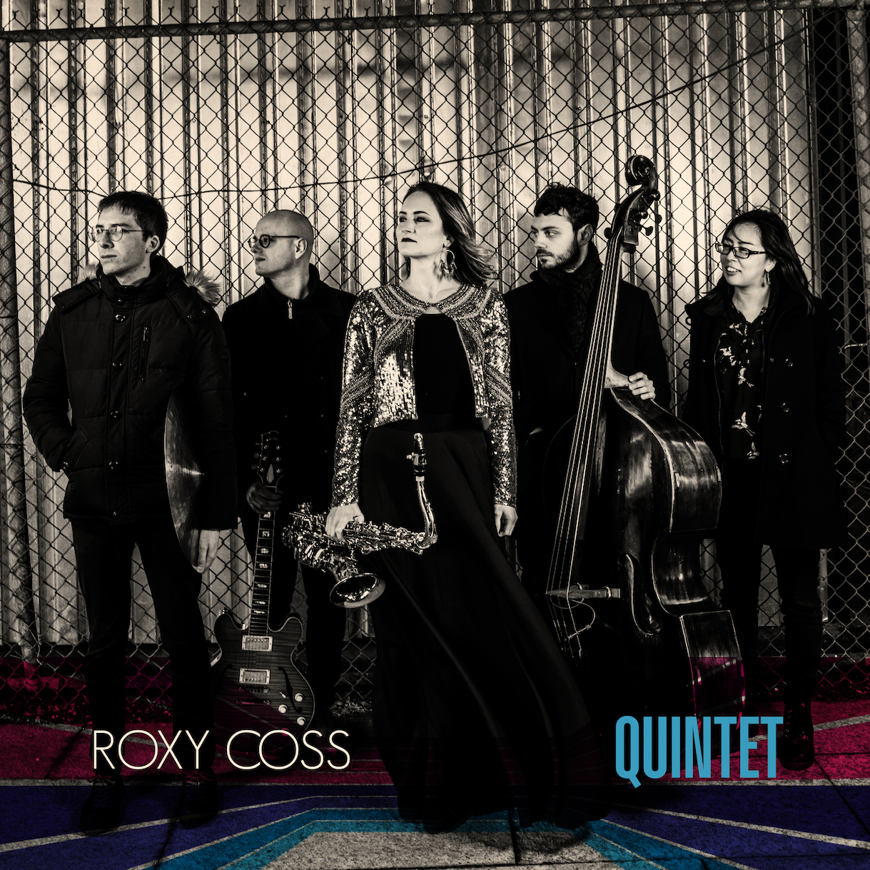 "NEW RELEASE: Roxy Coss Makes Outside In Debut with ""Quintet"" Out August 23rd"