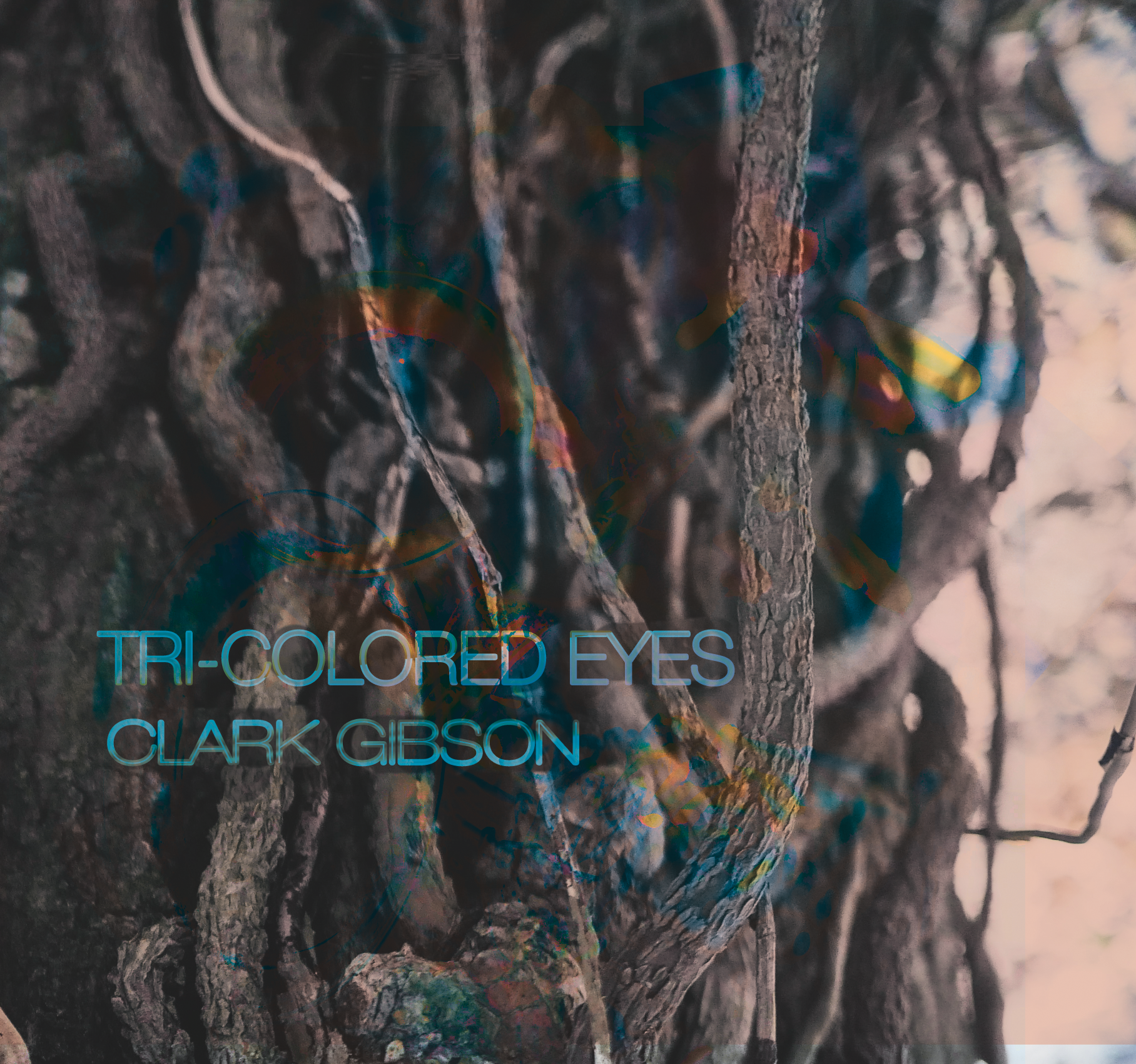 "NEW RELEASE: Clark Gibson To Release ""Tri-Colored Eyes"" 9/3"