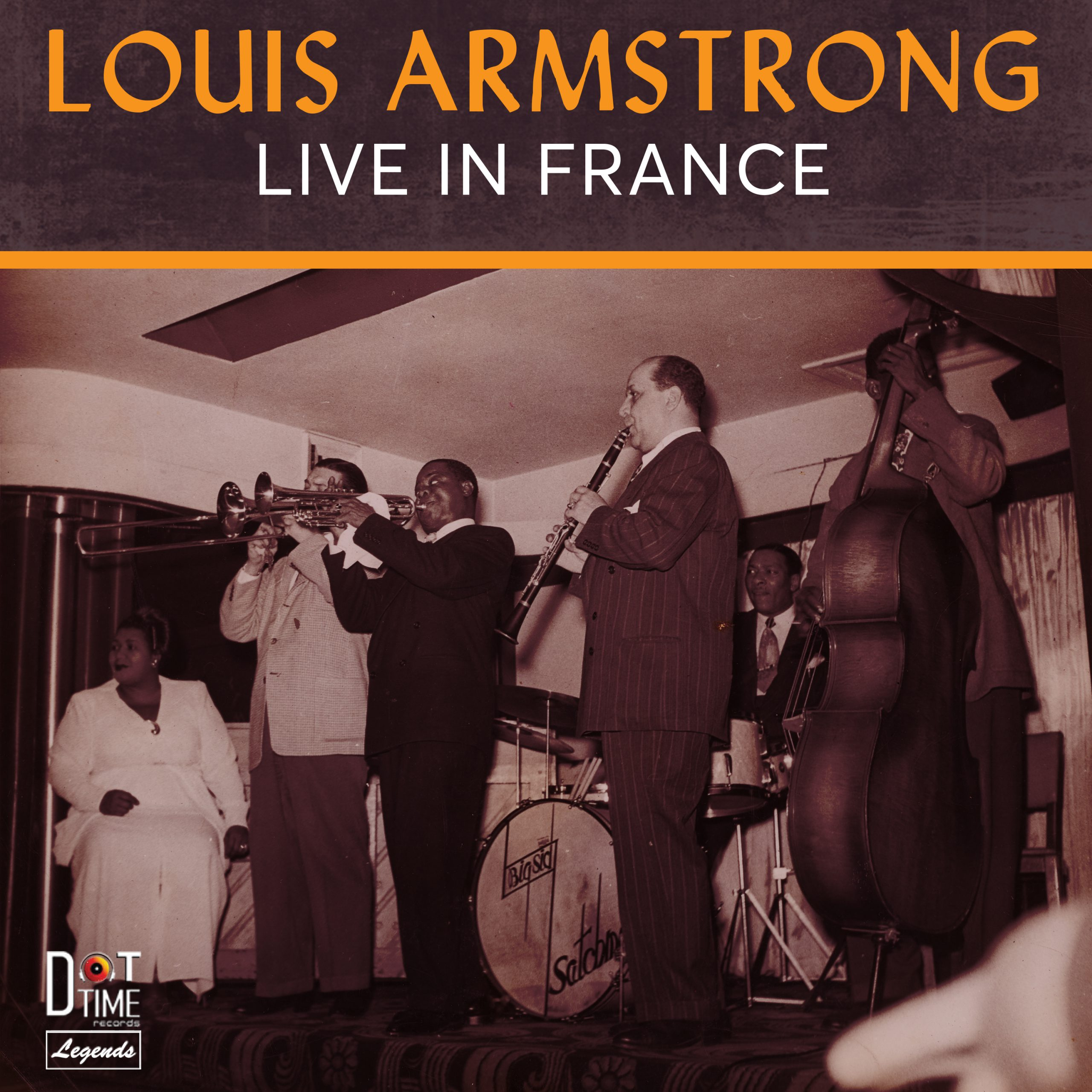 "REVIEW: Dot Time Records Louis Armstrong ""Live in France"" & Wolfgang Lackerschmid & Chet Baker, ""Ballads for Two"" – The Vinyl District"