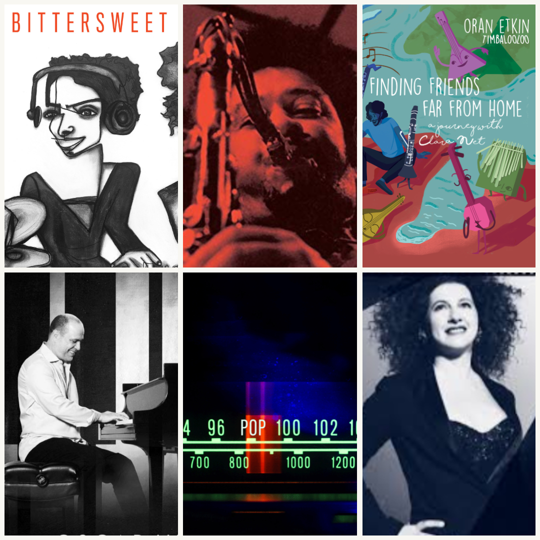 REVIEW: Midwest Record Reviews New Releases by Svetlana, Yellow House Orchestra, Oscar Hernandez', Kenyatta Beasley Septet, Oran Etkin and Sumitra