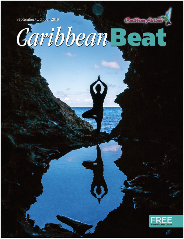 "REVIEW: Josean Jacobo's ""CIMARRON"" in Caribbean Beat Magazine"