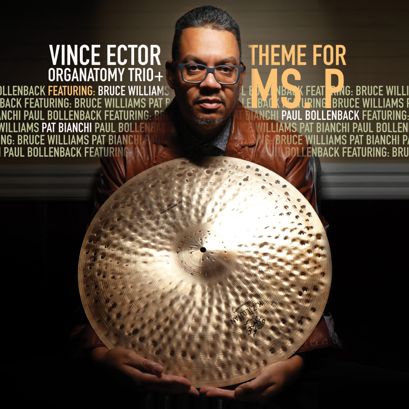 OUT NOW: Drummer, Educator and Jazz Advocate Vince Ector Celebrates New Release 'Theme for Ms. P'