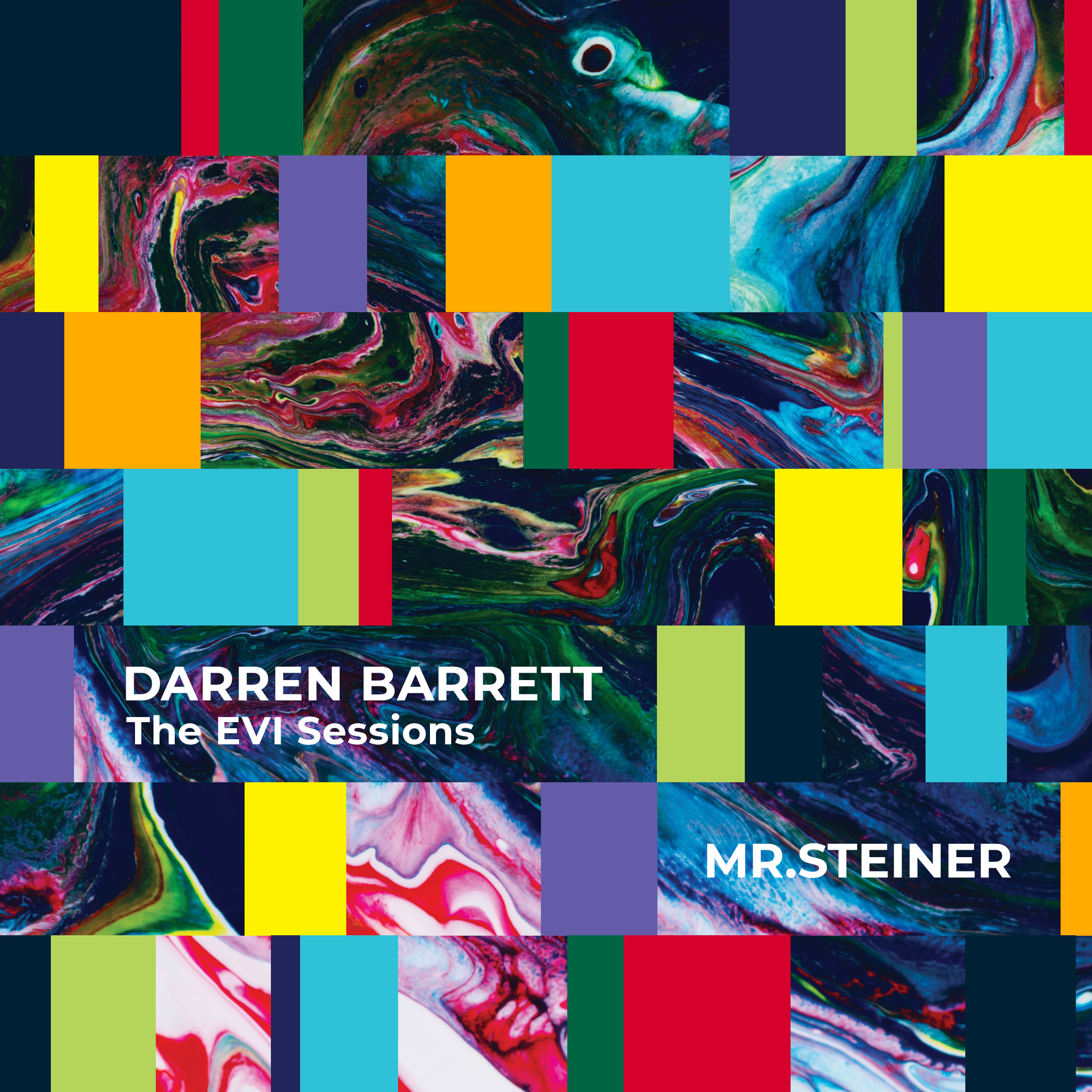 FEATURE: Darren Barrett / The EVI Sessions: Mr. Steiner – The Jazz Page