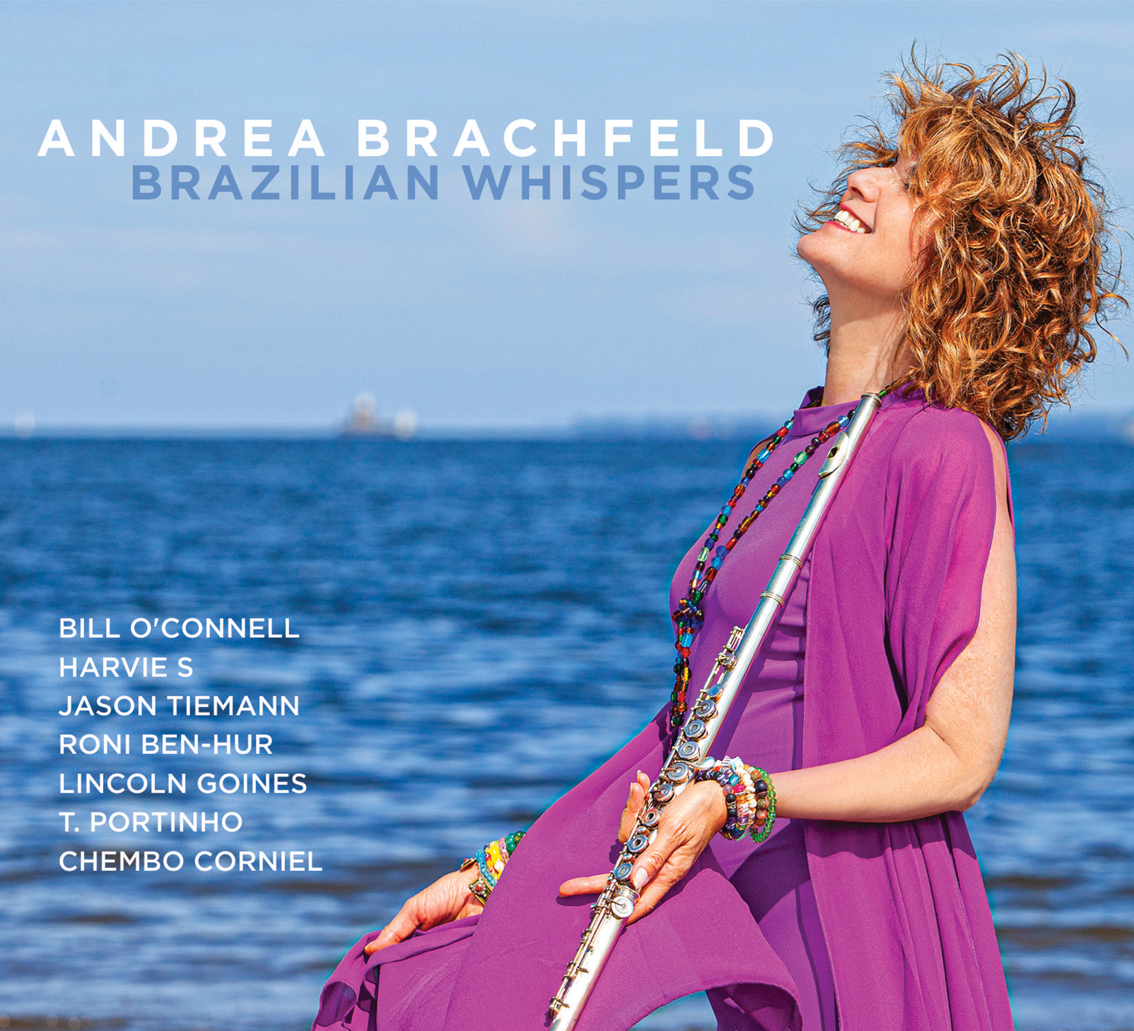 REVIEW: Andrea Brachfeld: Brazilian Whispers in JazzTimes