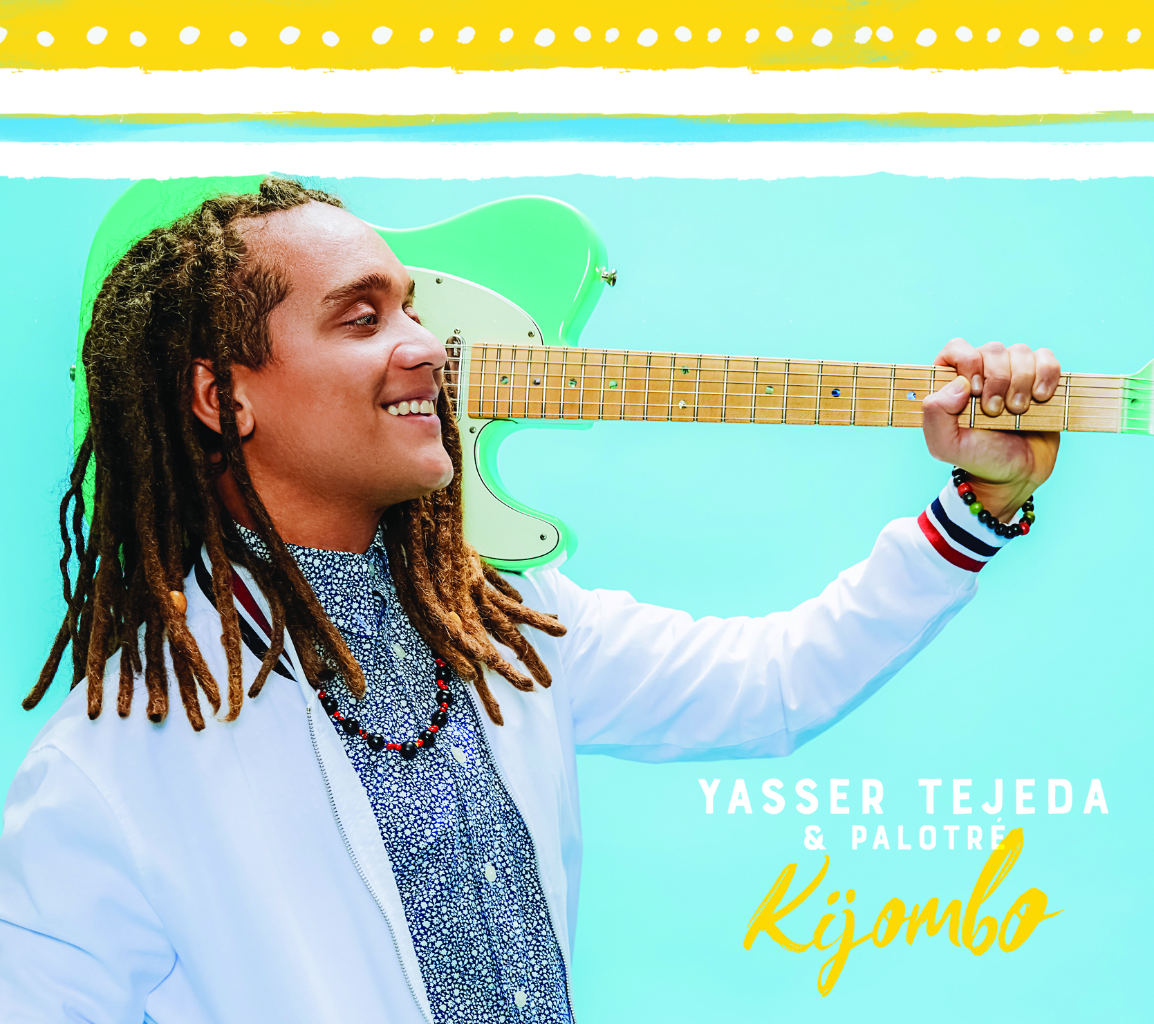 "NEW RELEASE: Yasser Tejeda & Palotré ""Kijombo"" Out Now!"