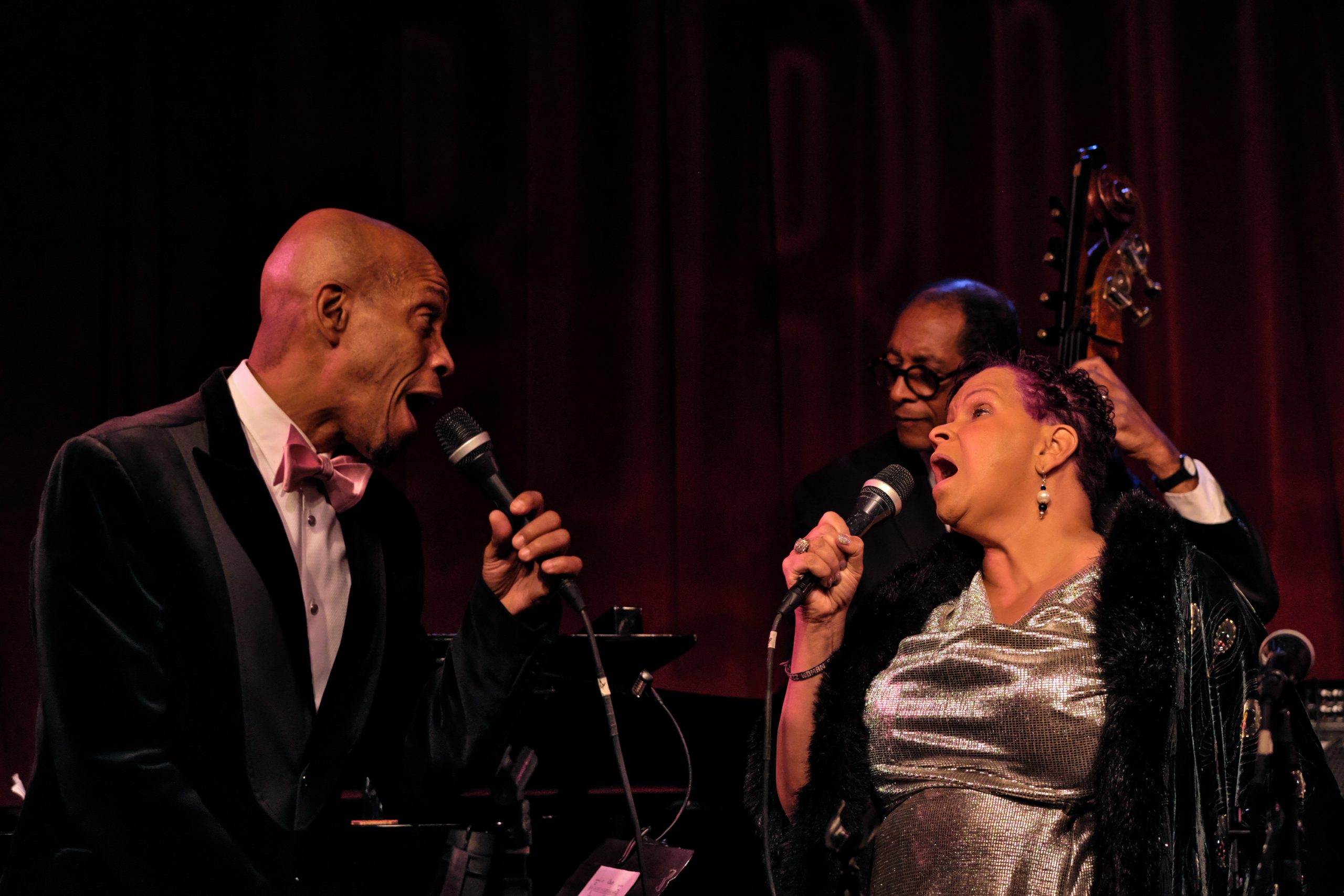 Hot House Magazine and Jazzmobile Celebrate A Night With the Stars At the New York City Readers Jazz Awards at the Historic Birdland Jazz Club
