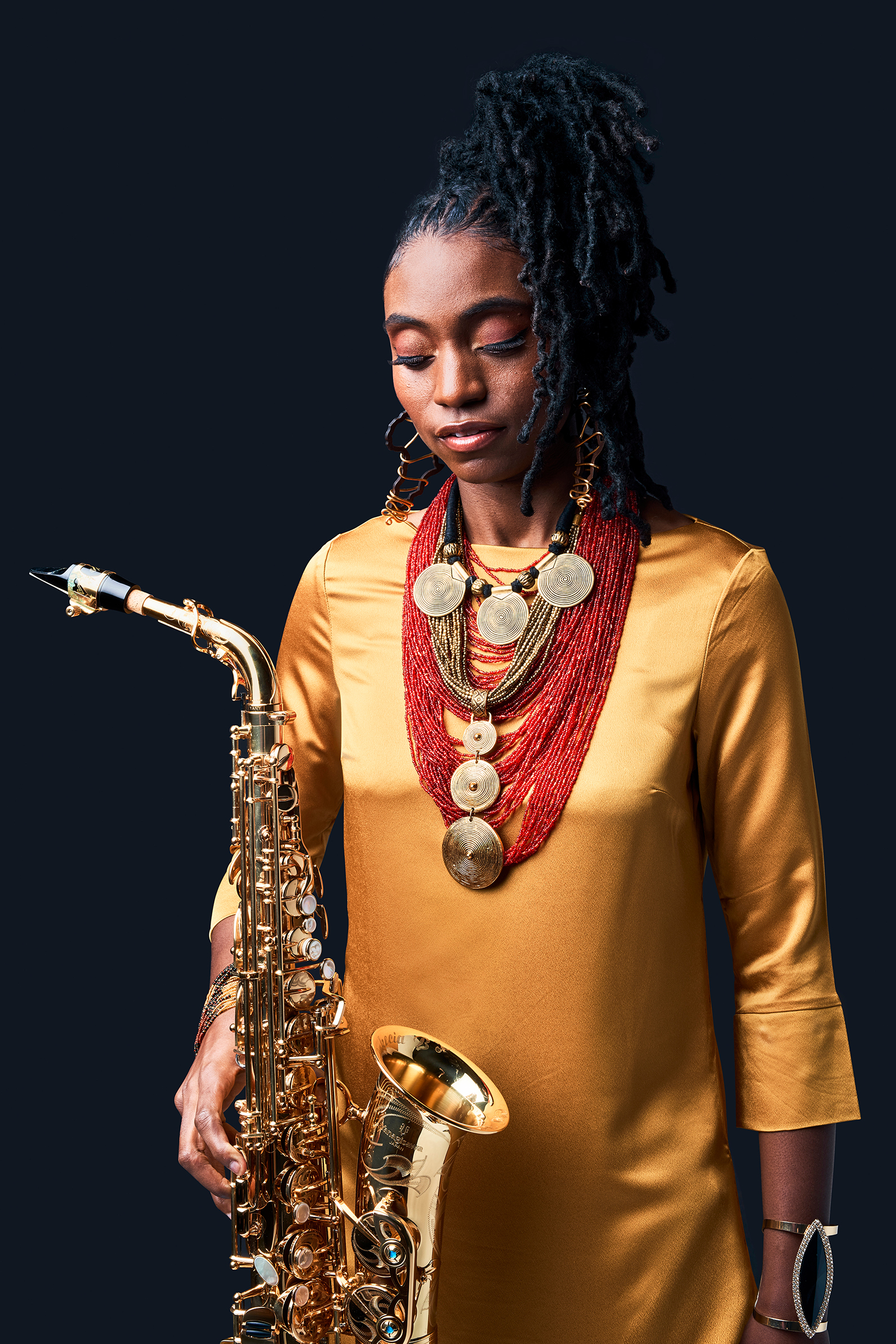 FEATURE: Lakecia Benjamin's Pursuance: The Coltranes in JAZZIZ