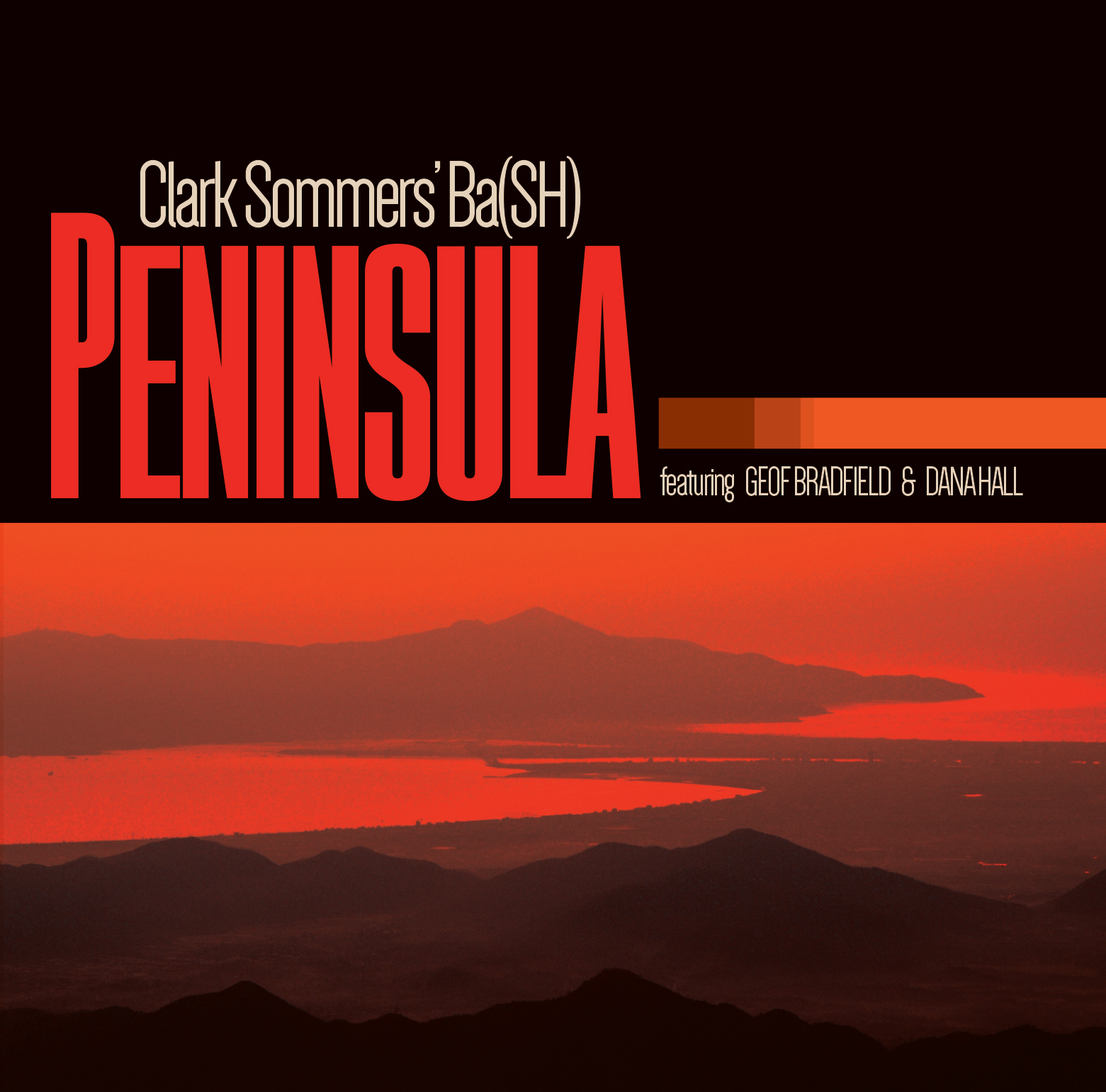 NEW RELEASE: Clark Sommers' Trio Ba(SH) to Release PENINSULA on Outside in Music on March 6, 2020