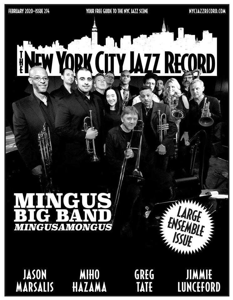 NYCJR: Dave Liebman, Ben Wolfe, Brian Lynch Reviewed in February 2020 Issue