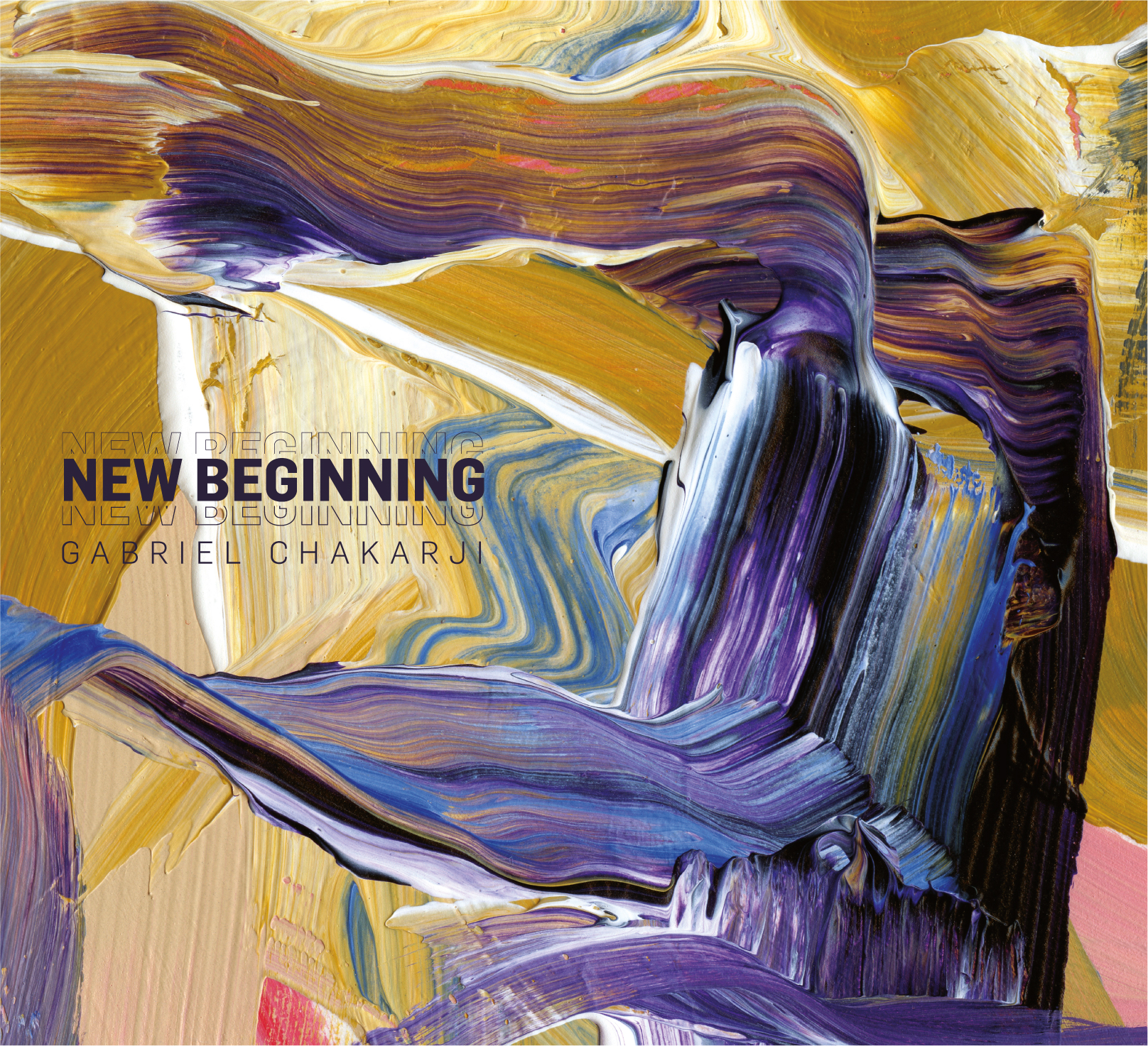 NEW RELEASE: Gabriel Chakarji's NEW BEGINNING Drops on May 1st!