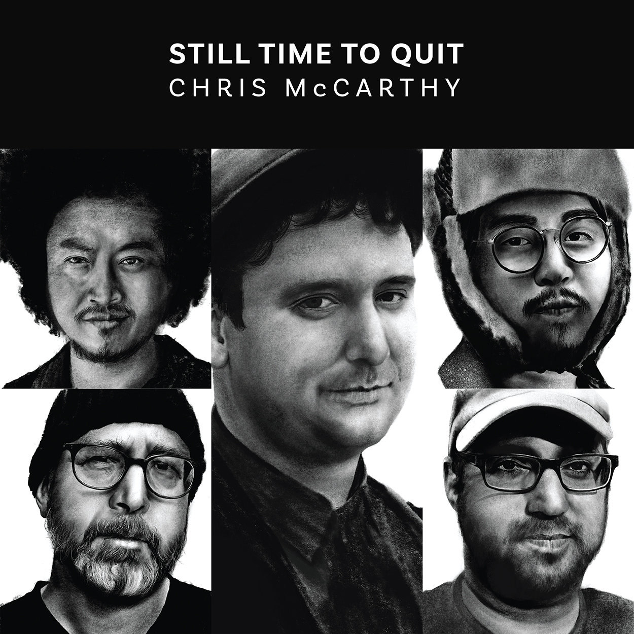 NEW RELEASE: Chris McCarthy's Ropeadope Debut STILL TIME TO QUIT is out 4/3