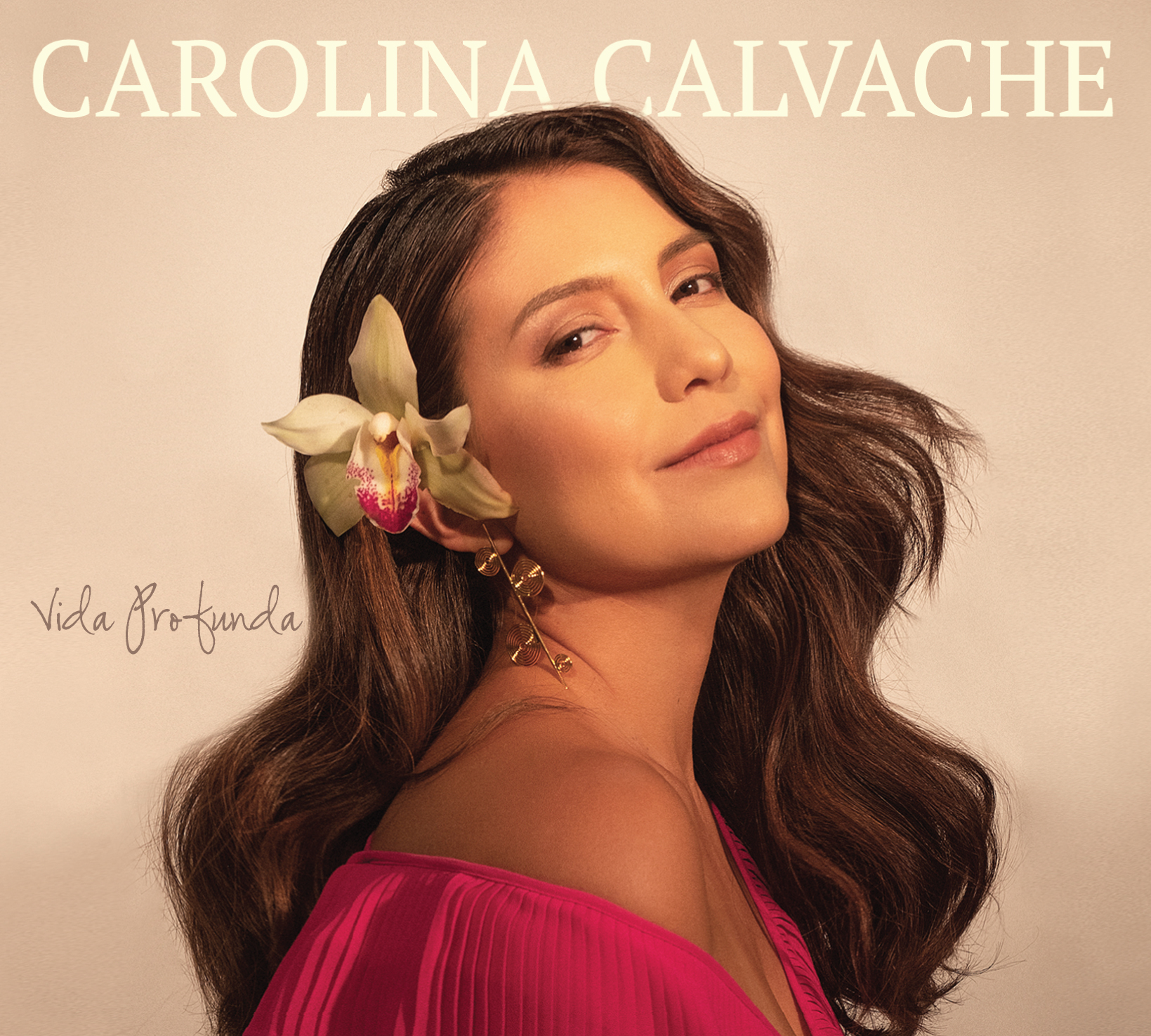 NEW RELEASE: Carolina Calvache's Second Album 'Vida Profunda' is out May 29 via Sunnyside