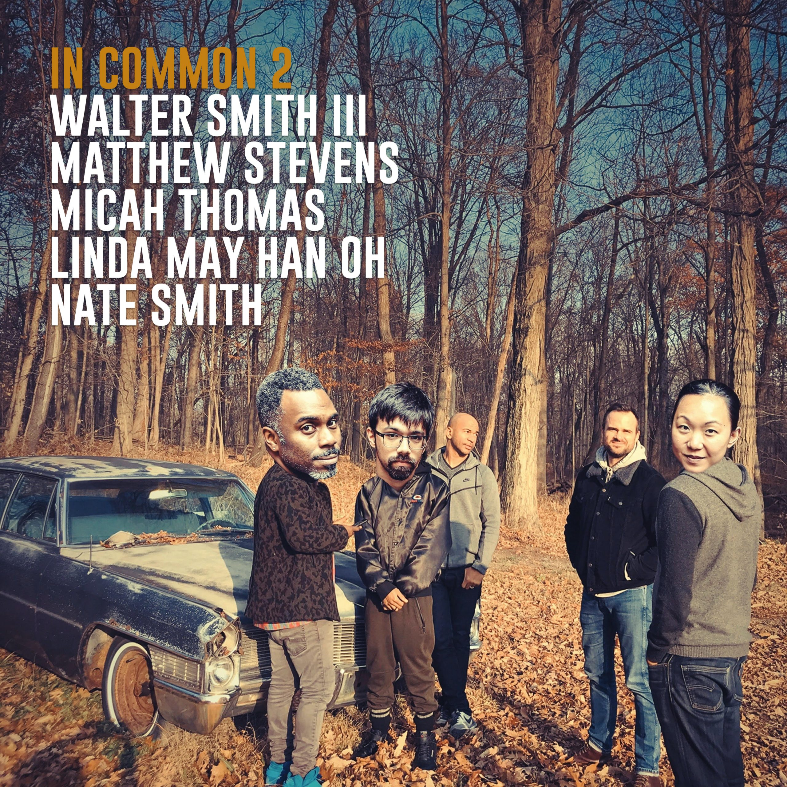 NEW RELEASE: Walter Smith III & Matthew Stevens' IN COMMON 2 out May 15th on Whirlwind Recorings