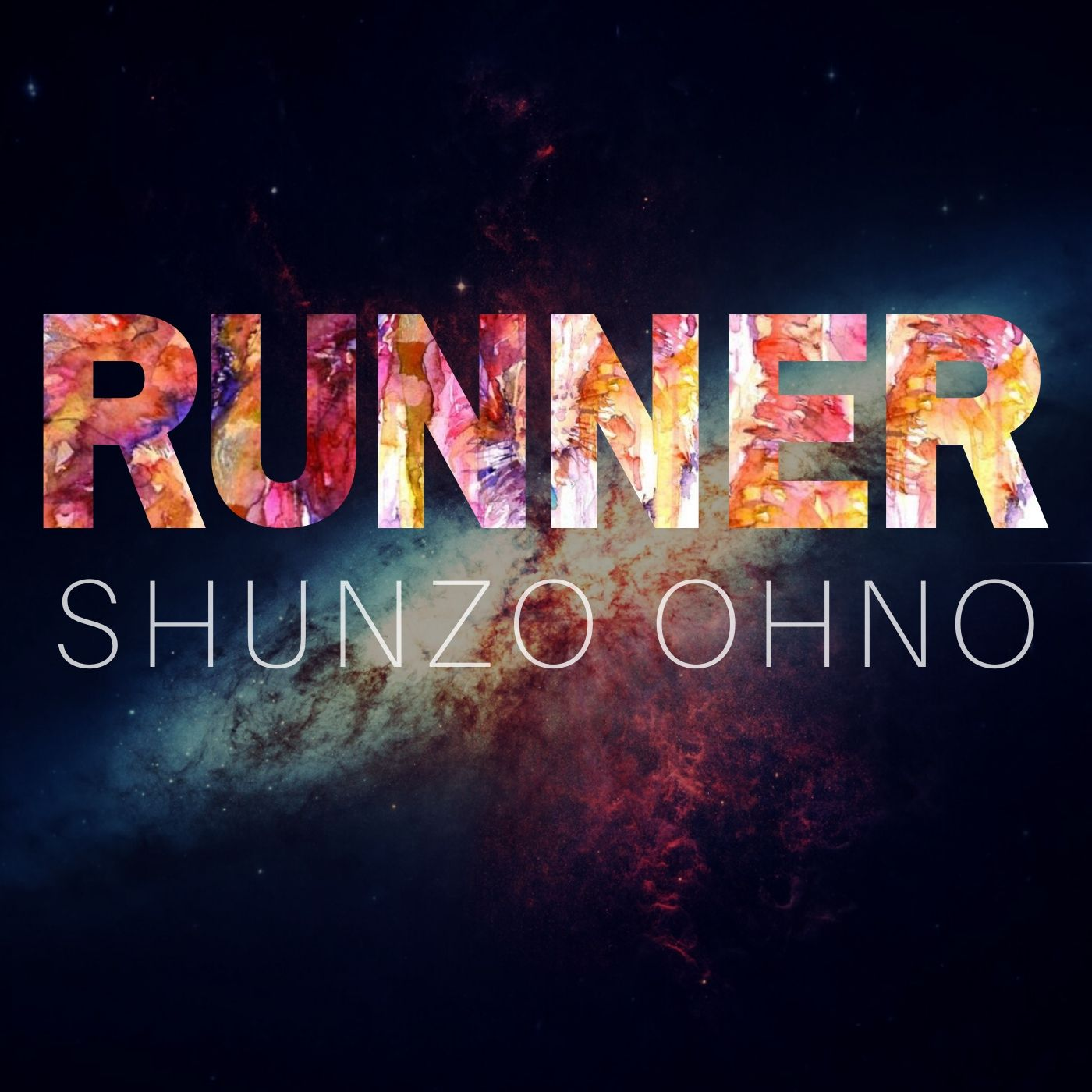 NEW RELEASE: Shunzo Ohno's RUNNER is out April 3rd, 2020