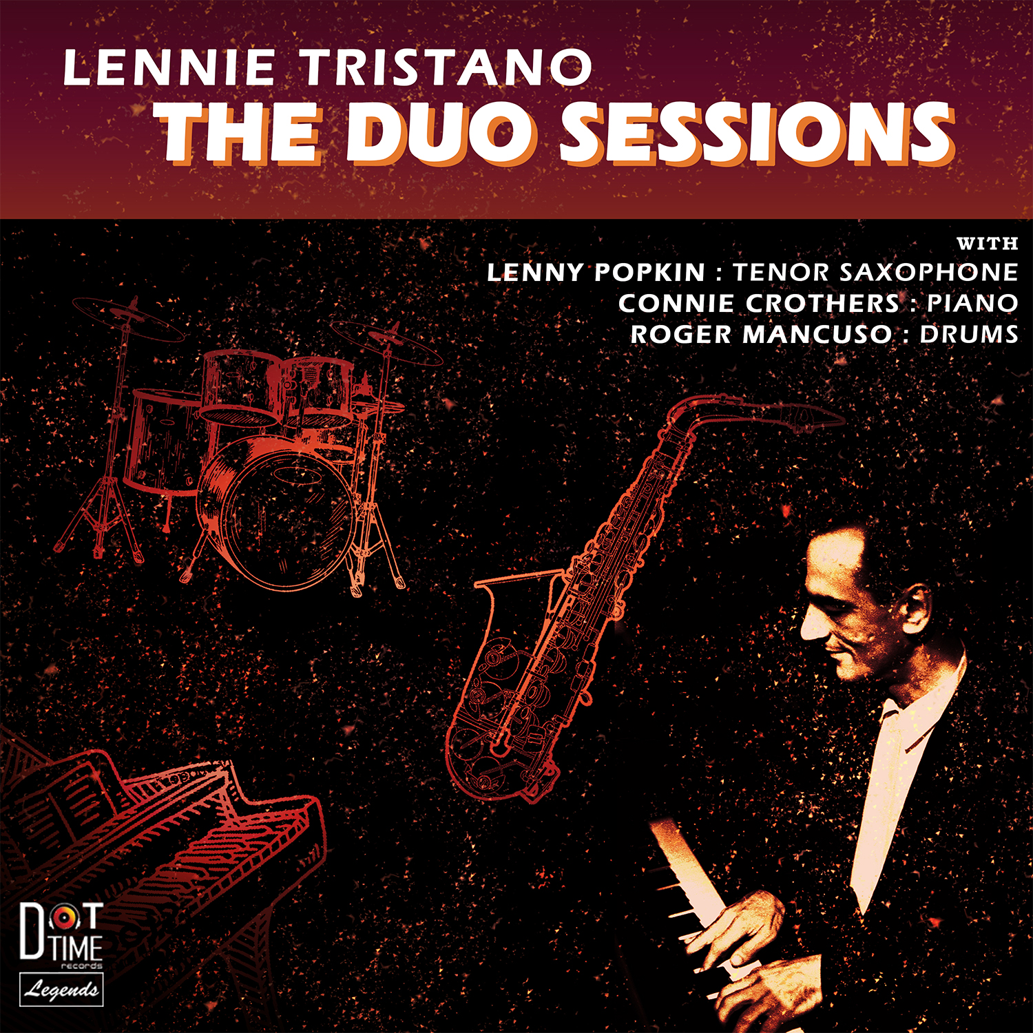 "REVIEW: Lennie Tristano ""The Duo Sessions"" – Downbeat"