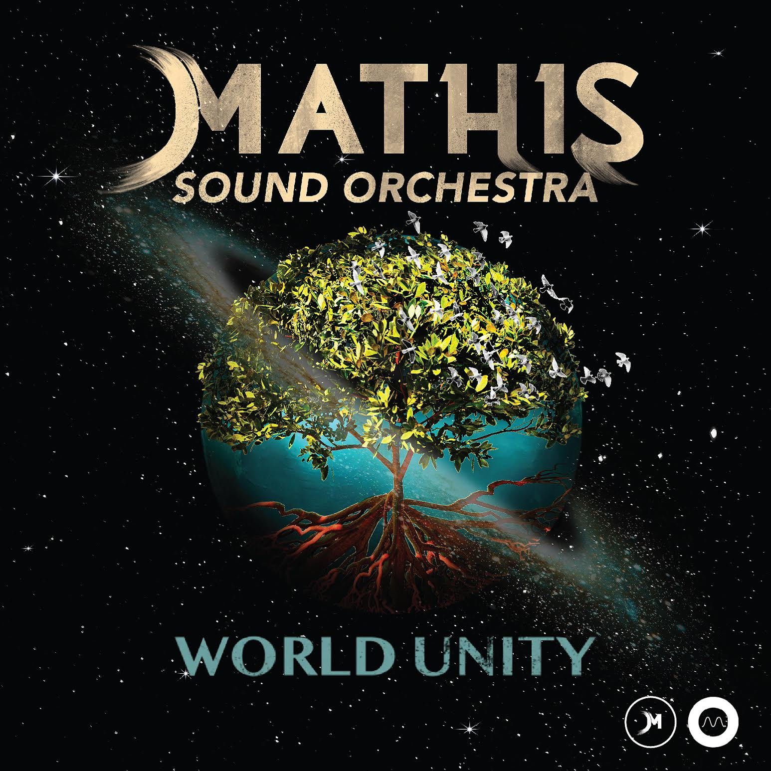 NEW RELEASE: 'World Unity', debut from MATHIS SOUND ORCHESTRA is out on May 8th