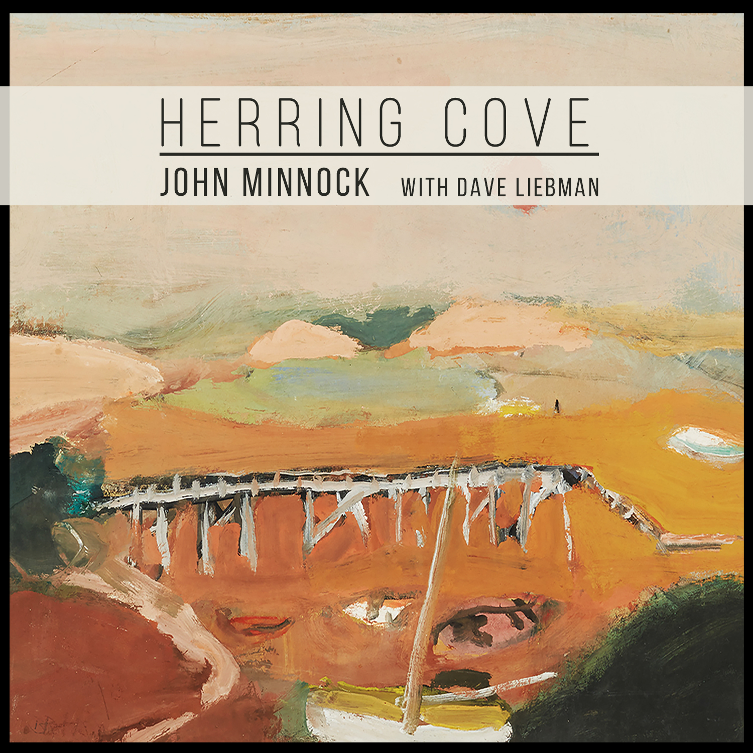 NEW RELEASE: John Minnock's Third Album HERRING COVE is out June 5th on Dot Time
