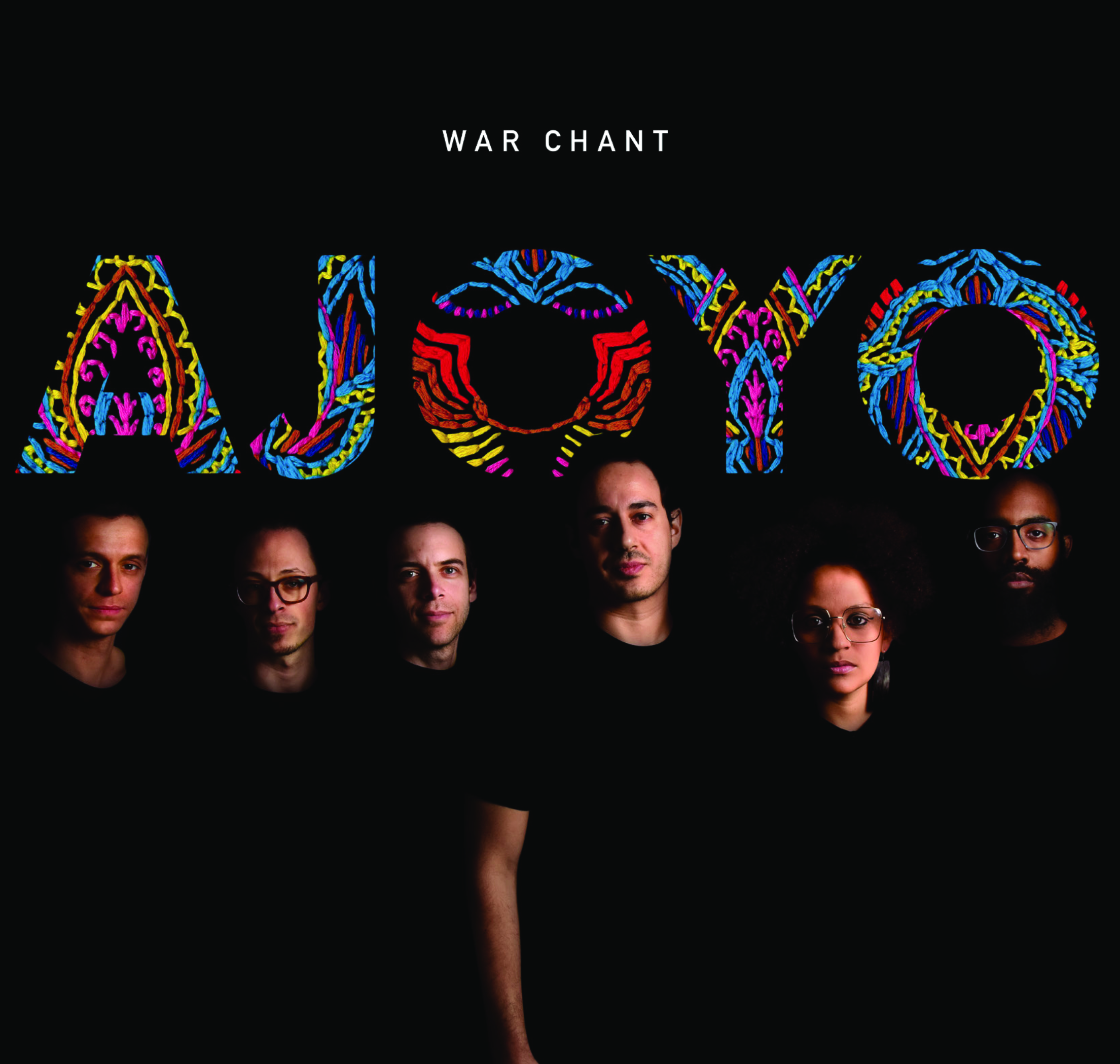 "REVIEW: AJOYO ""War Chant"" Reviewed on Jazz Weekly"