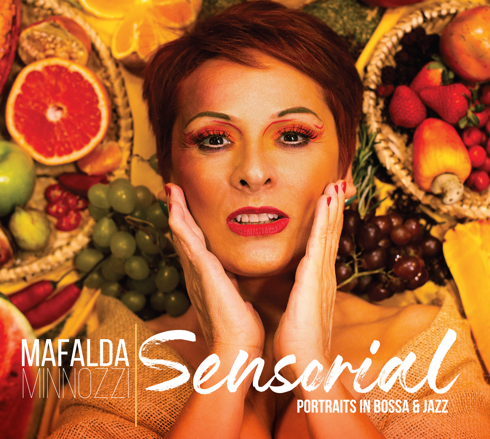 "NEW RELEASE: Mafalda Minnozzi to Release ""Sensorial"" – Portraits in Bossa & Jazz / Latin jazz Network"