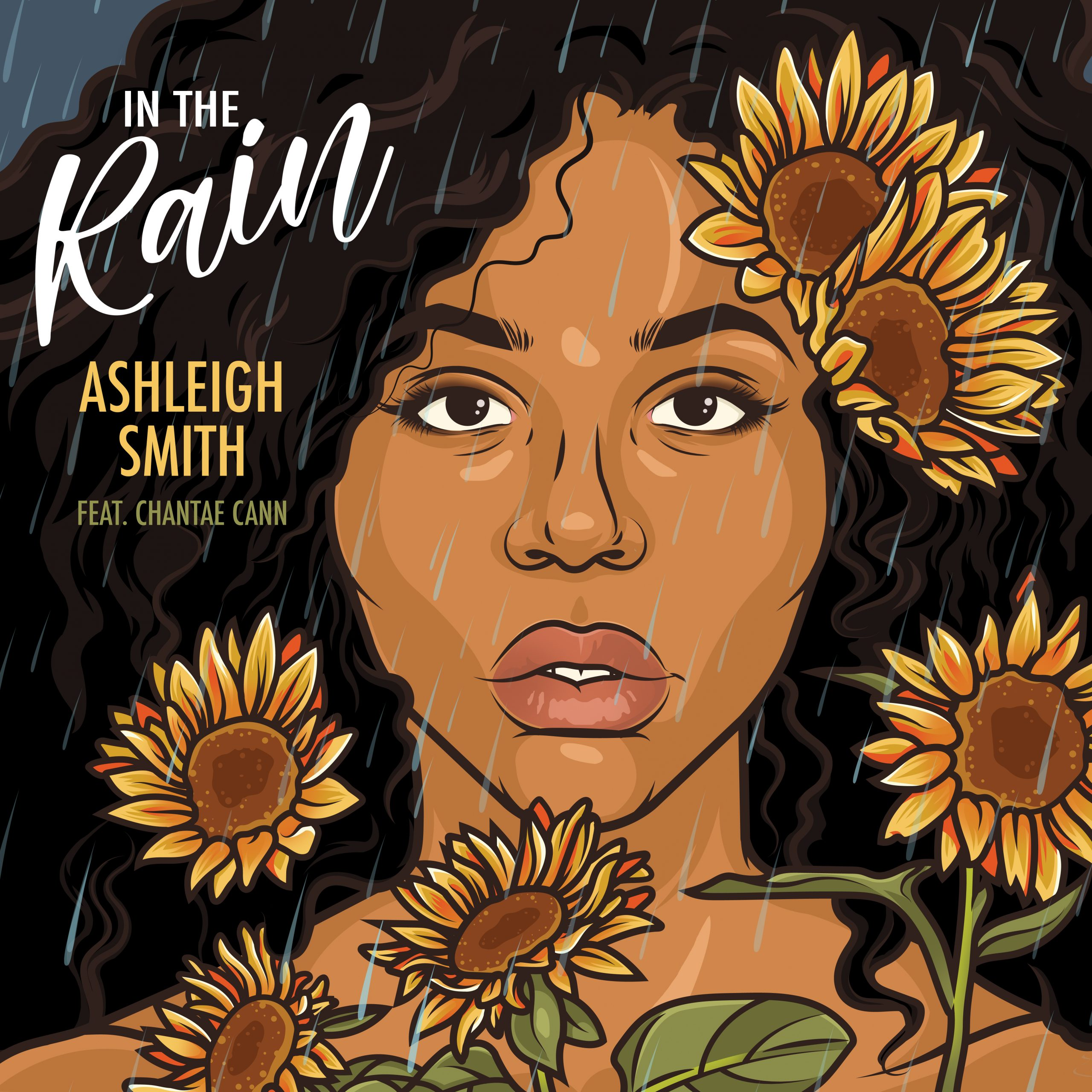 "NEW SINGLE: Ashleigh Smith's ""In The Rain"" is out now!"