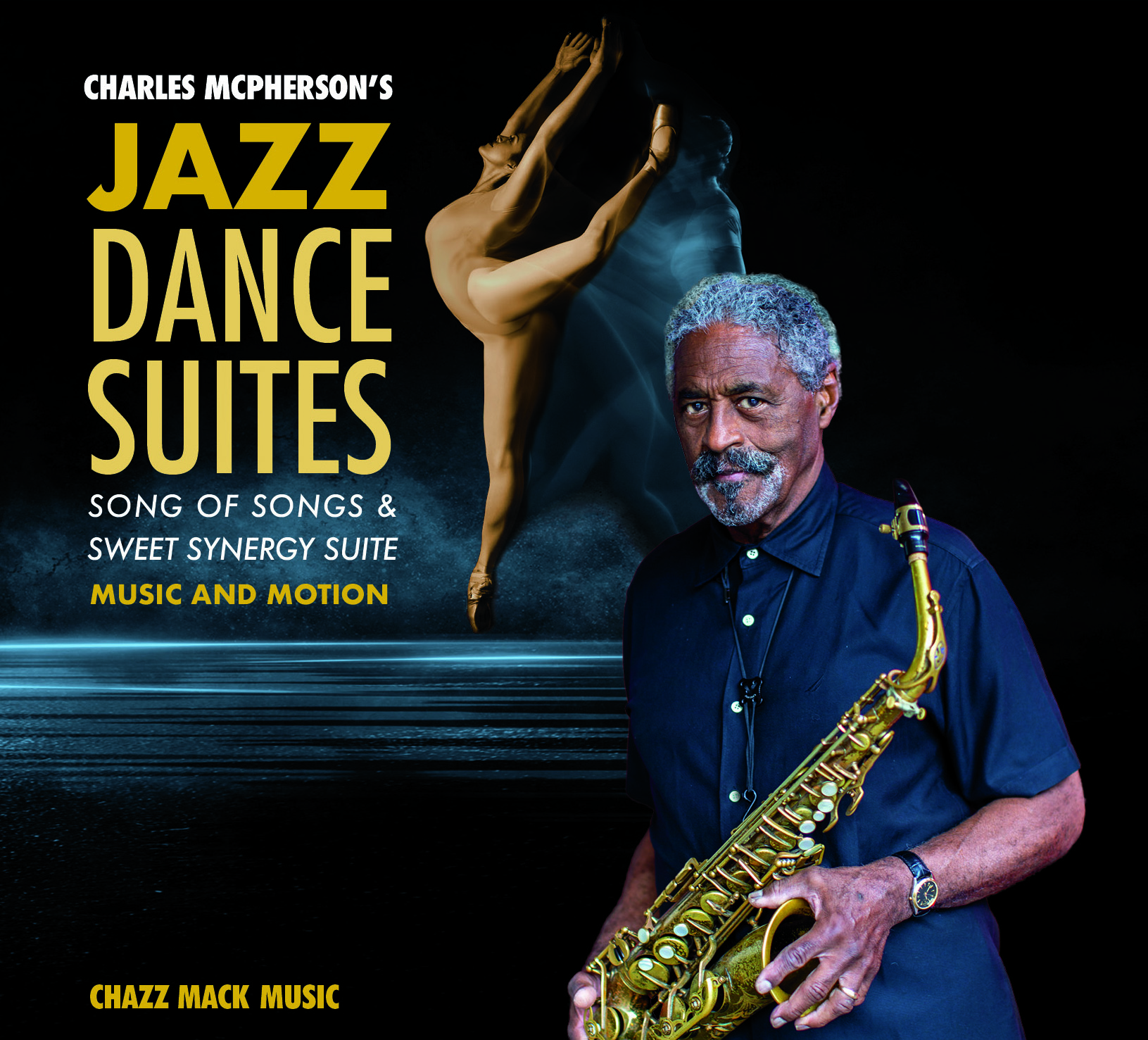 "THE WEEK IN JAZZ: Charles McPherson ""Jazz Dance Suites"" on JAZZIZ"