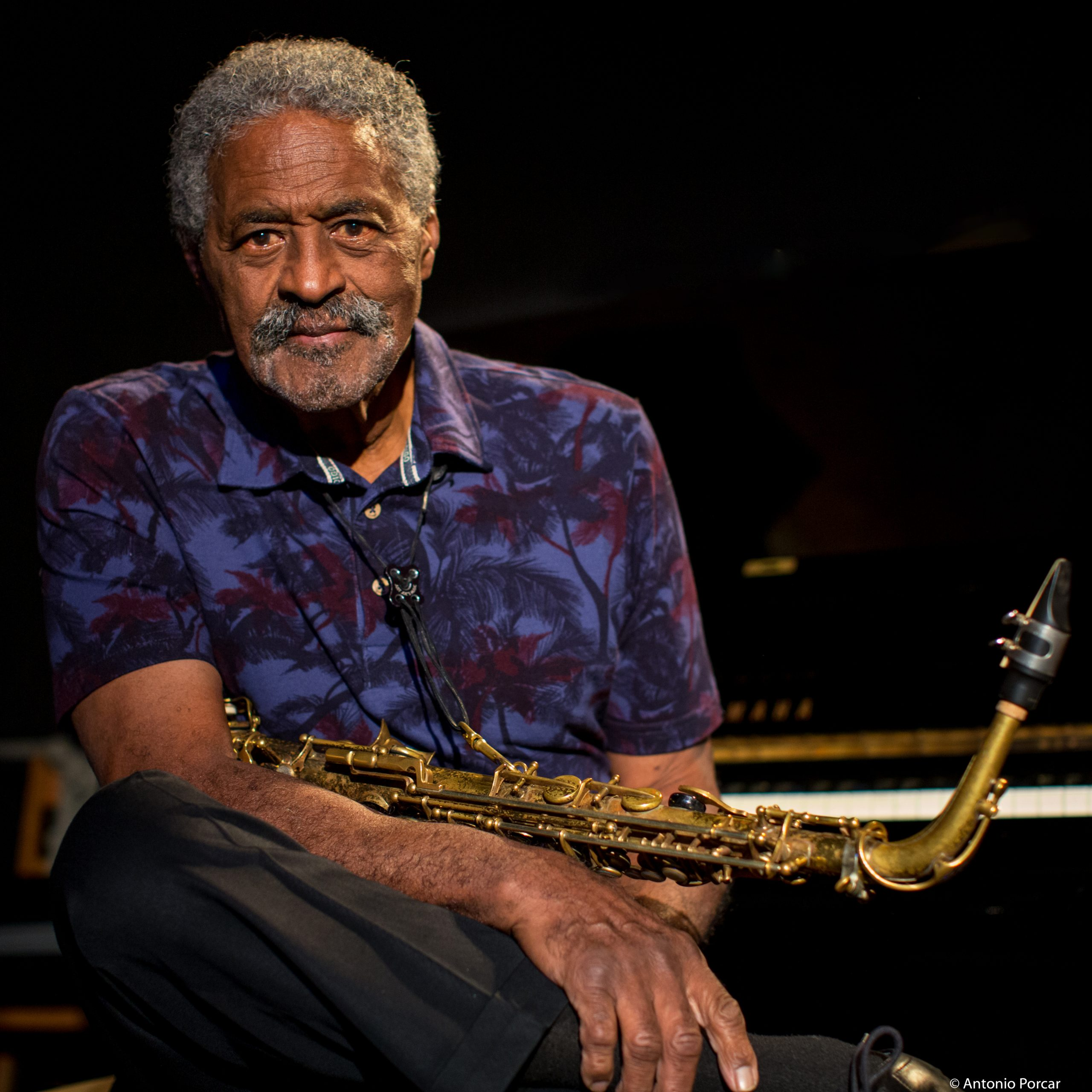INTERVIEW: Charles McPherson Q & A on Be Bop Spoken Here