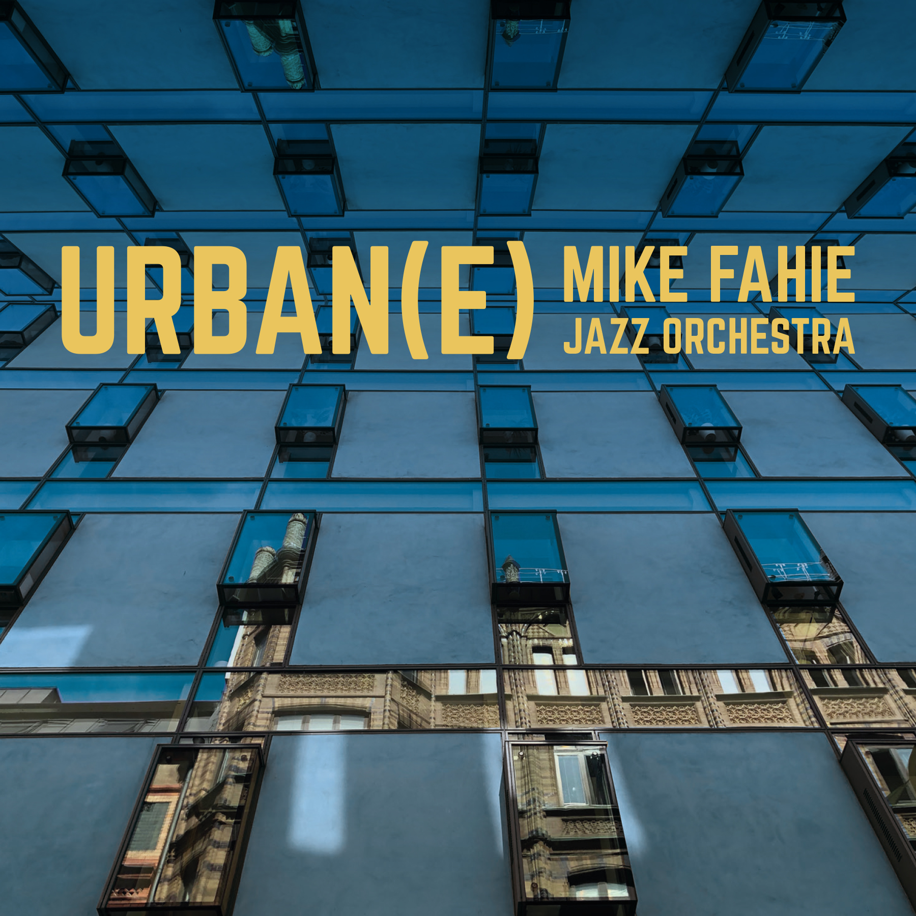 REVIEW: Mike Fahie Jazz Orchestra: URBAN(E) album review – All About Jazz