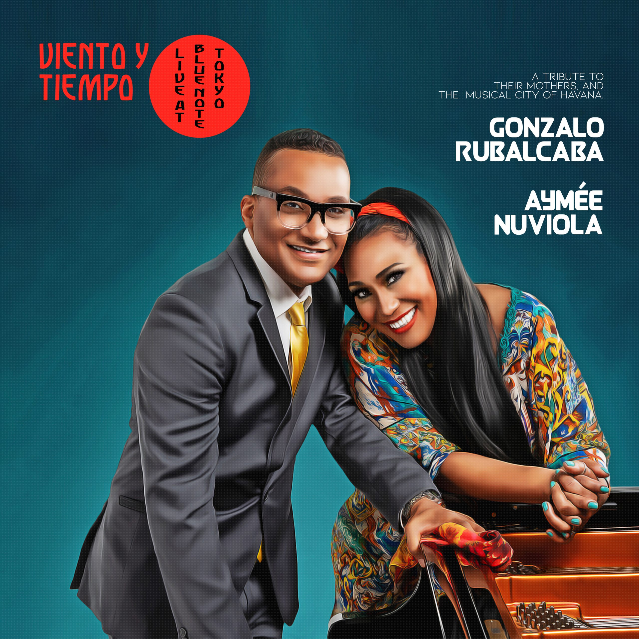 "REVIEW: Gonzalo Rubalcaba & Aymeé Nuviola ""Viento Y Tiempo: Live At The Blue Note Tokyo"" – Latin Jazz Network"
