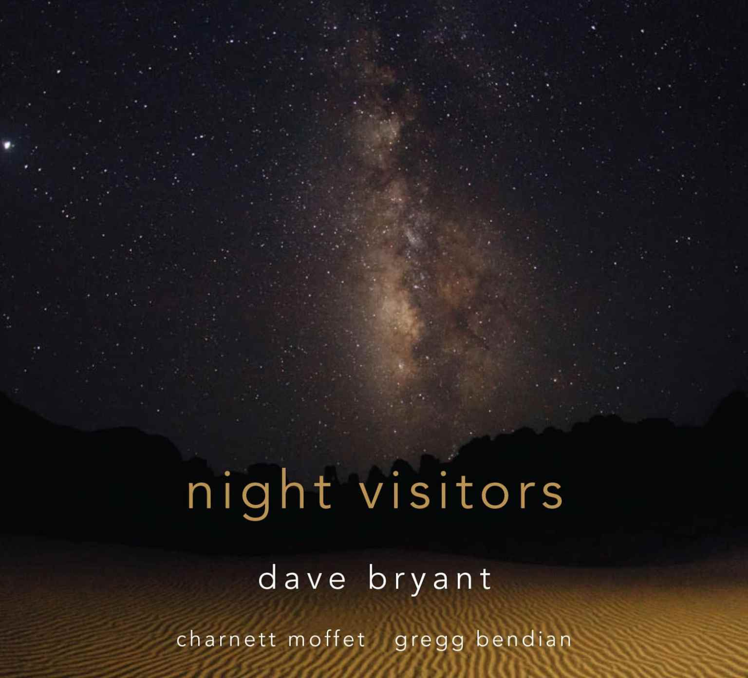 "REVIEW: Dave Bryant ""Night Visitors"" Reviewed on Wulf's Music + Blog"