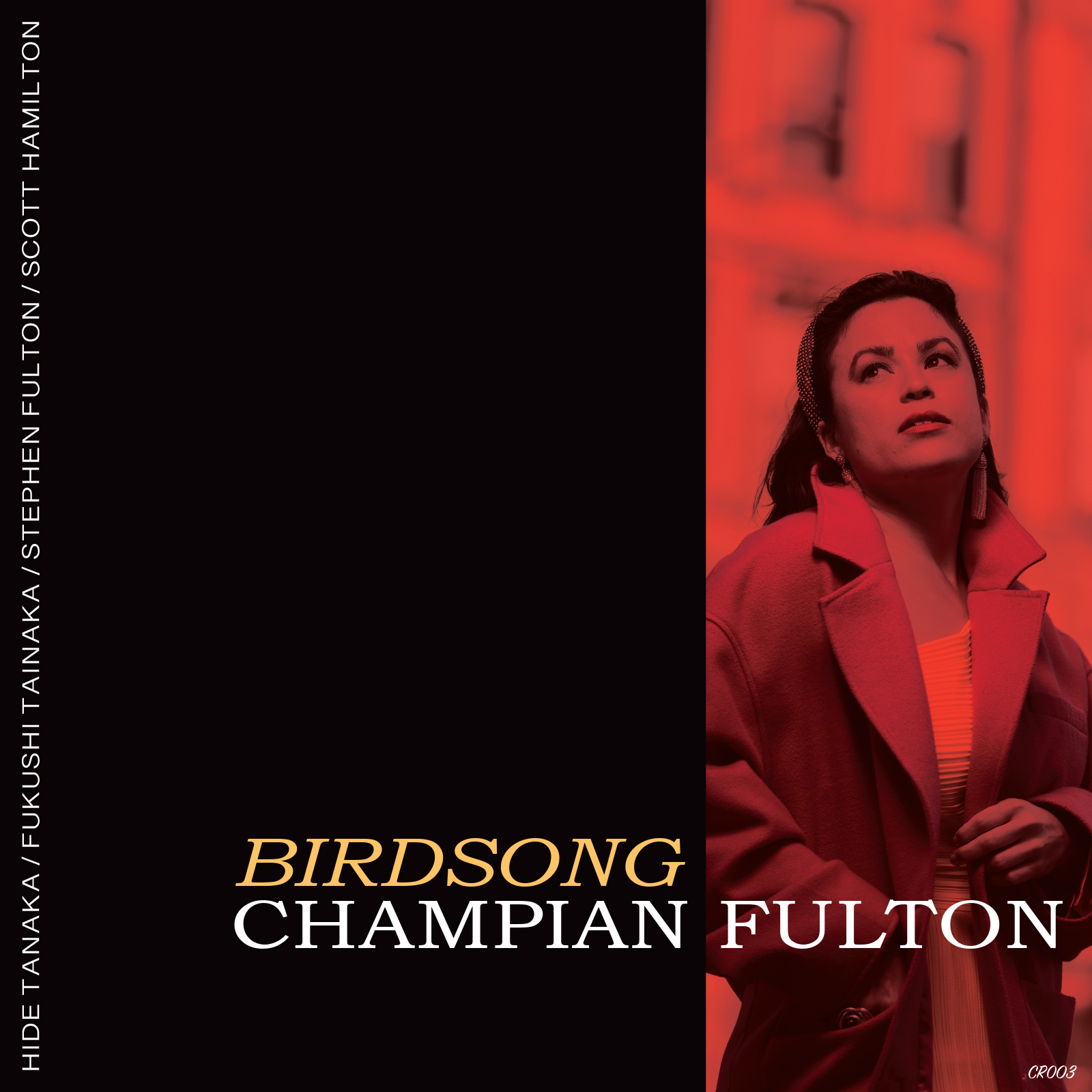 "NEW RELEASE: Champian Fulton Celebrates Charlie Parker's Centennial with ""Birdsong"" Feat. Scott Hamilton (August 28th, 2020)"