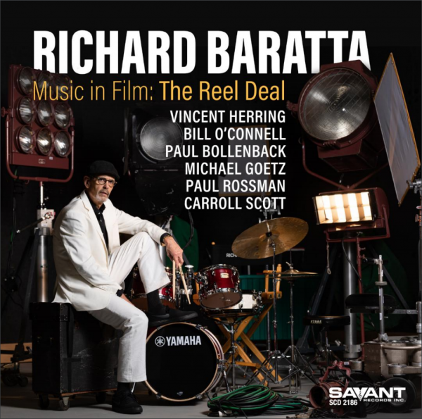 Richard Baratta's 'Music in Film: The Reel Deal' Smashes Spotify!