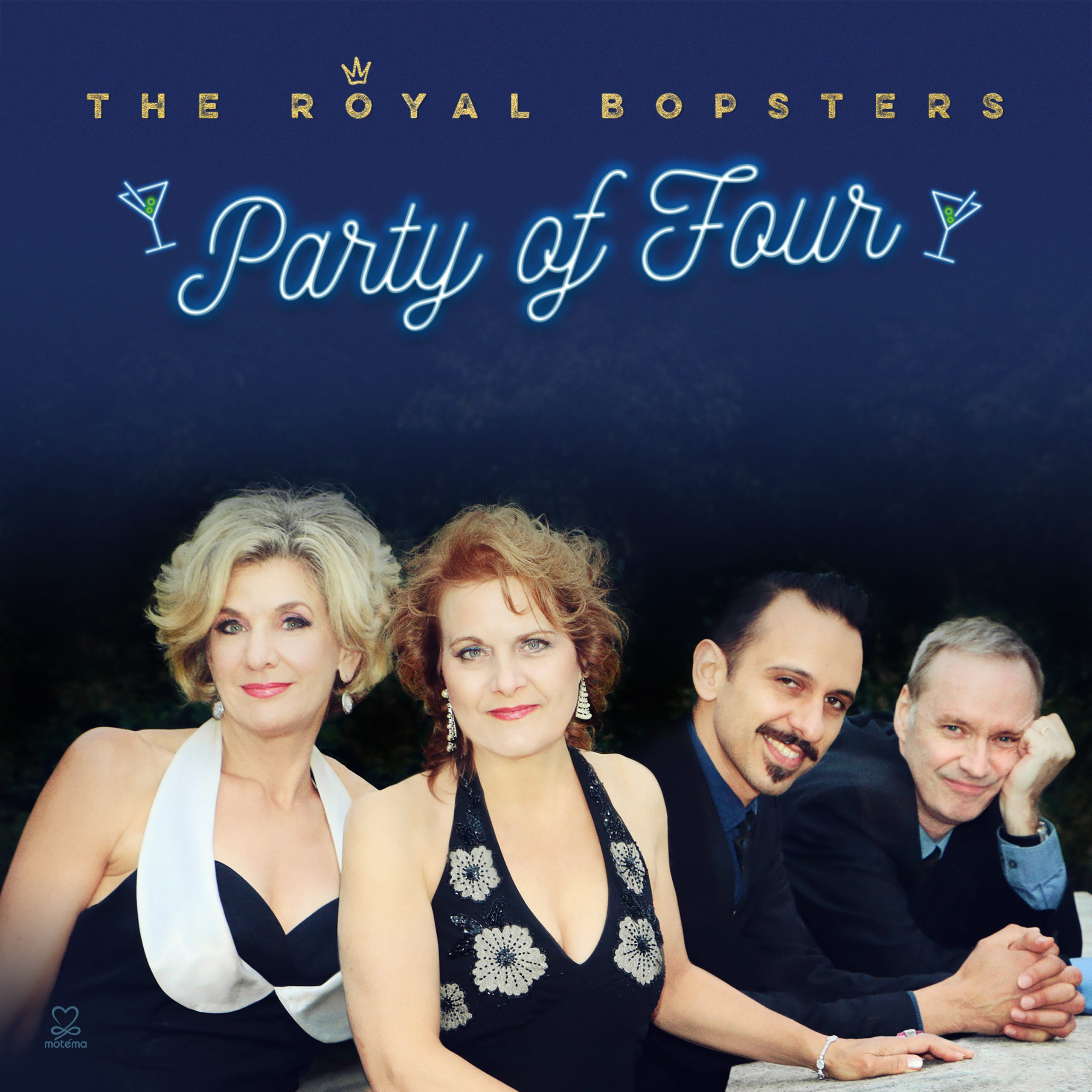 NEW RELEASE: The Royal Bopsters to Release 'Party of Four' with Sheila Jordan, Bob Dorough & Christian McBride – 11/13 on Motéma