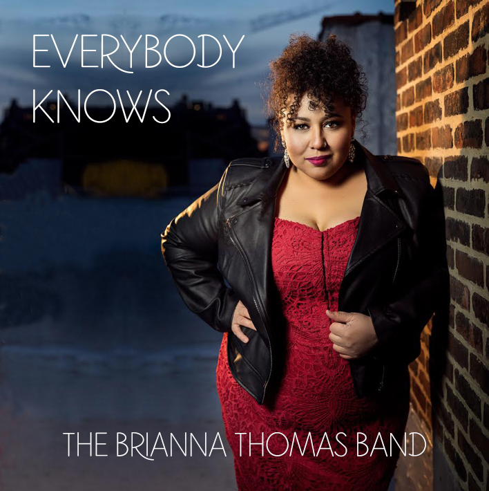 REVIEW: The Brianna Thomas Band's 'Everybody Knows' – DownBeat