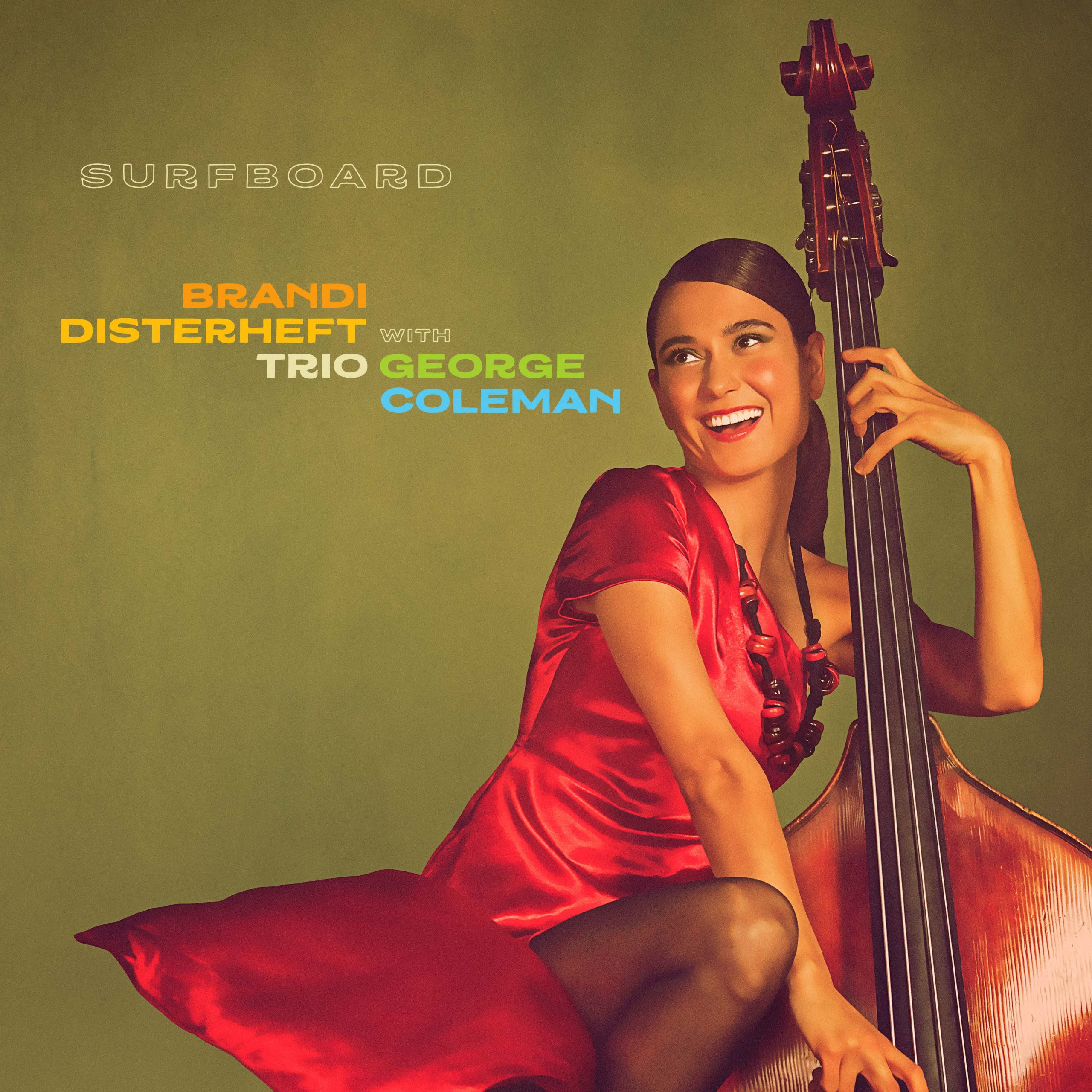 FEATURE: Brandi Disterheft talks new album Surfboard: 'It's very special' – Jazz.FM91