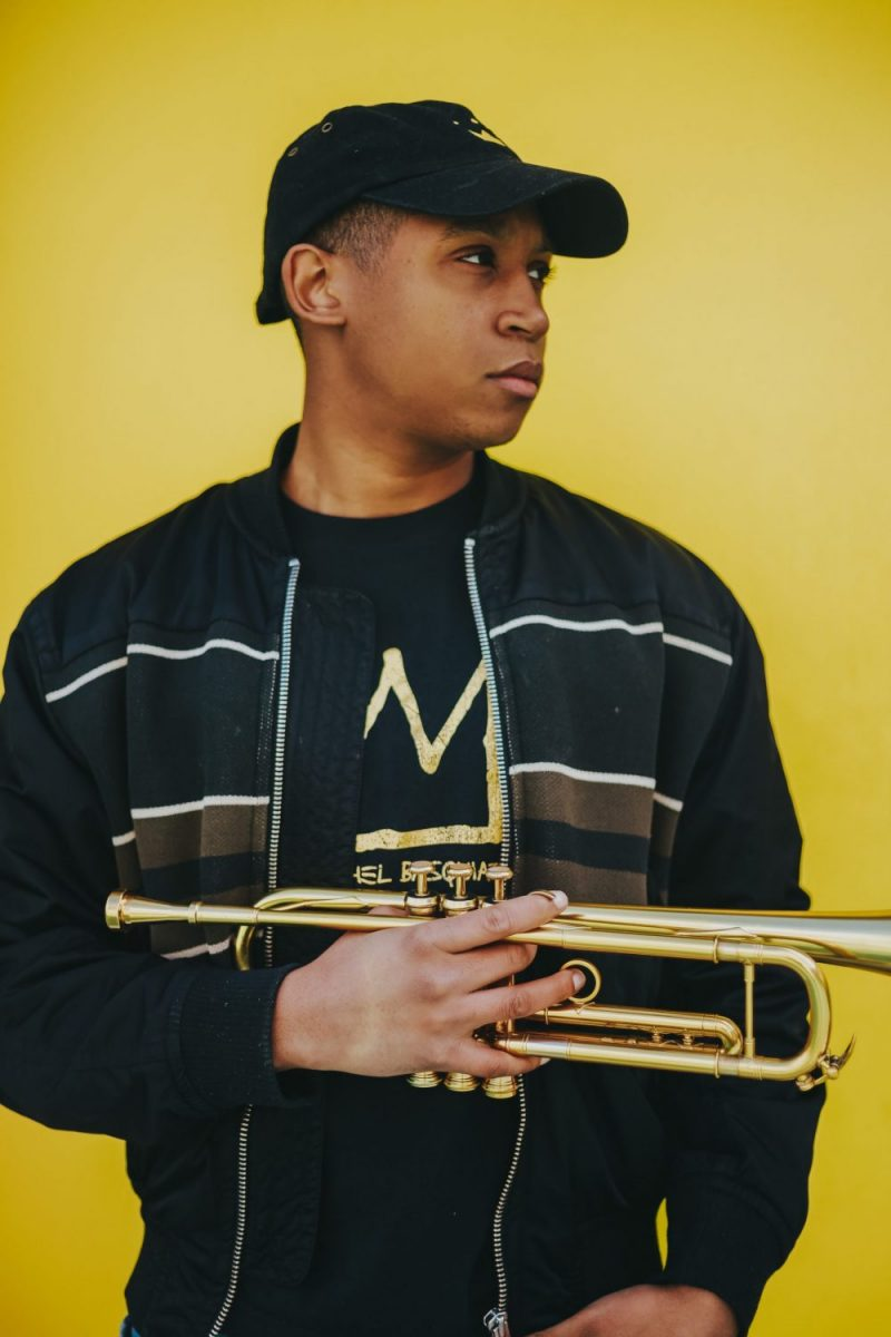 FEATURE: Alonzo Demetrius Is Fueled By Activism – Downbeat
